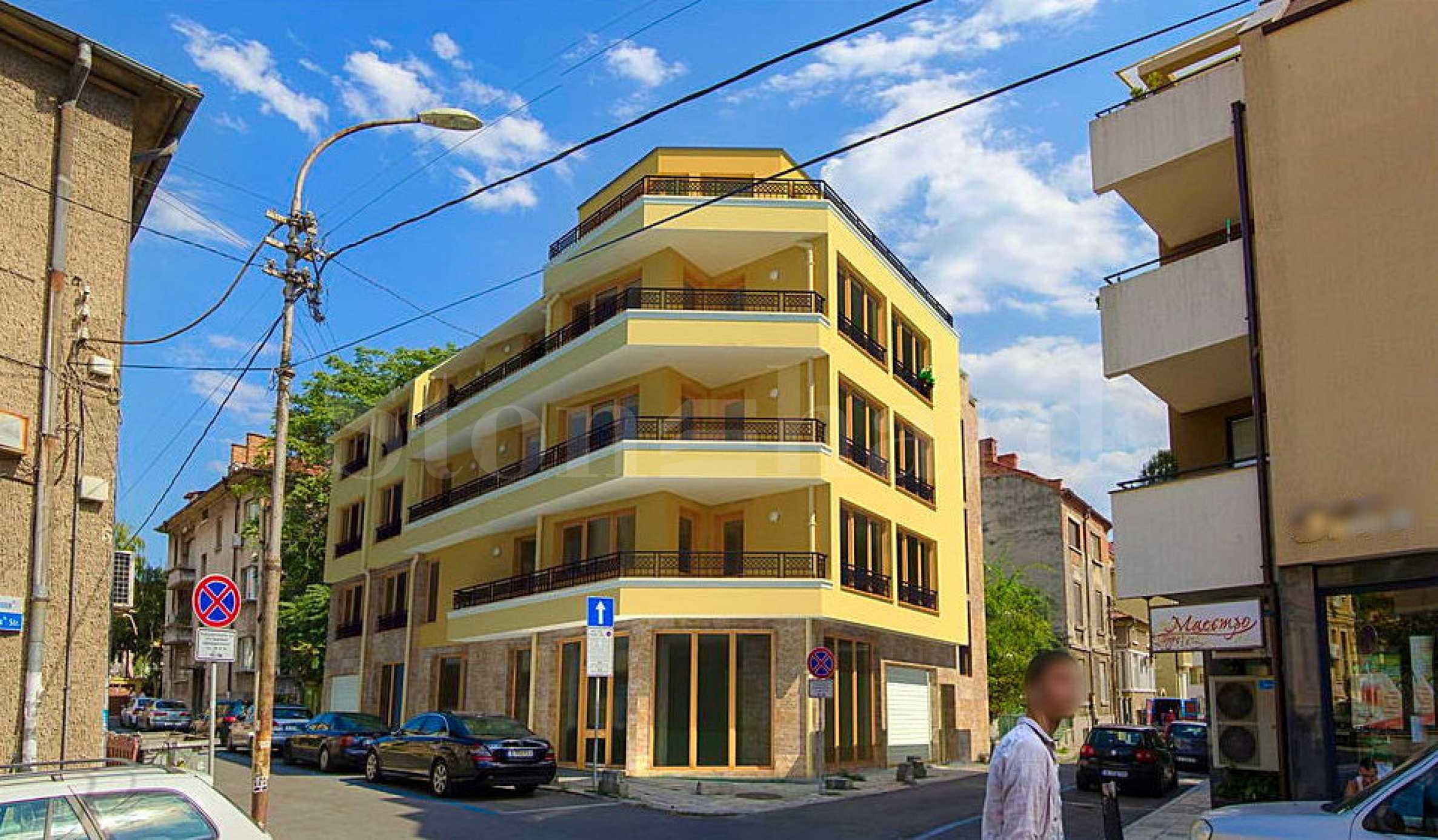 Апартаменти в нова жилищна сграда в идеалния център на Бургас1 - Stonehard