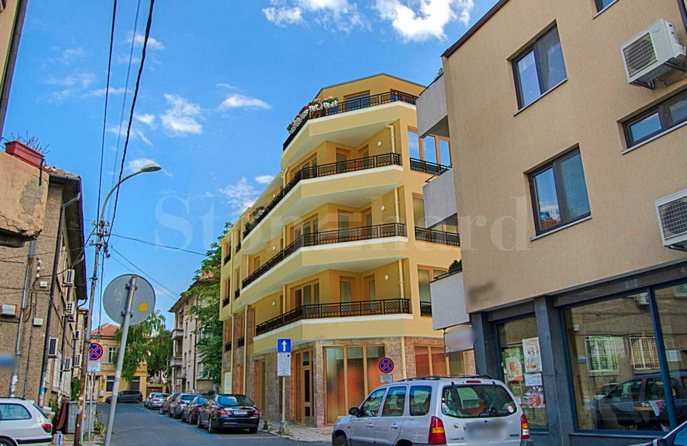 Апартаменти в нова жилищна сграда в идеалния център на Бургас2 - Stonehard