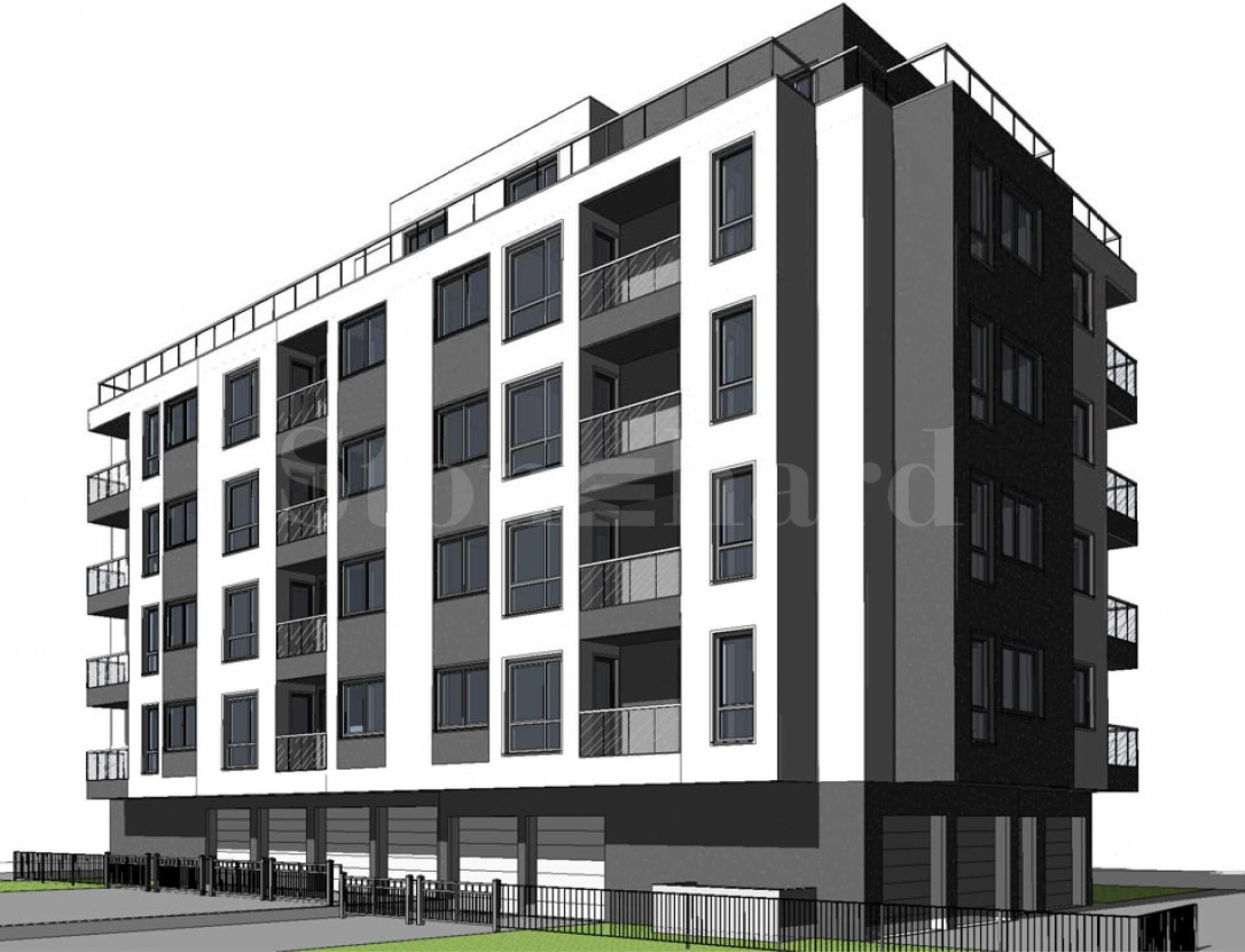 Луксозен комплекс със собствена градина в предпочитан за живеене квартал1 - Stonehard
