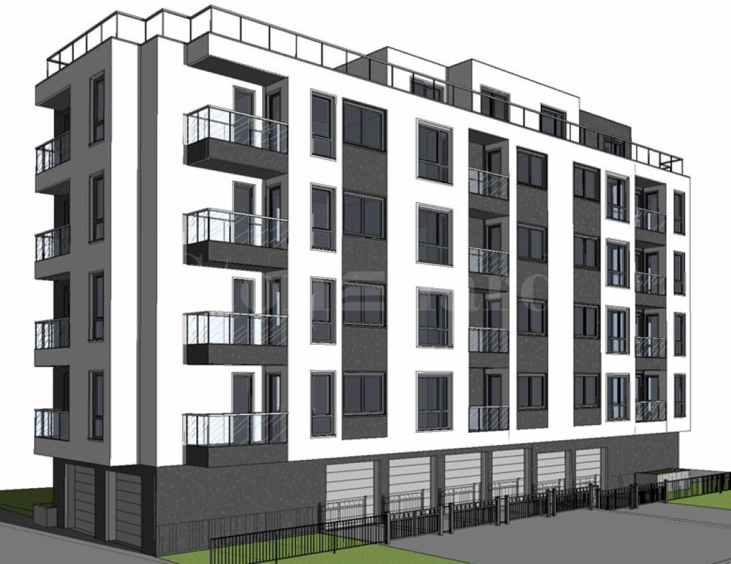 Луксозен комплекс със собствена градина в предпочитан за живеене квартал2 - Stonehard