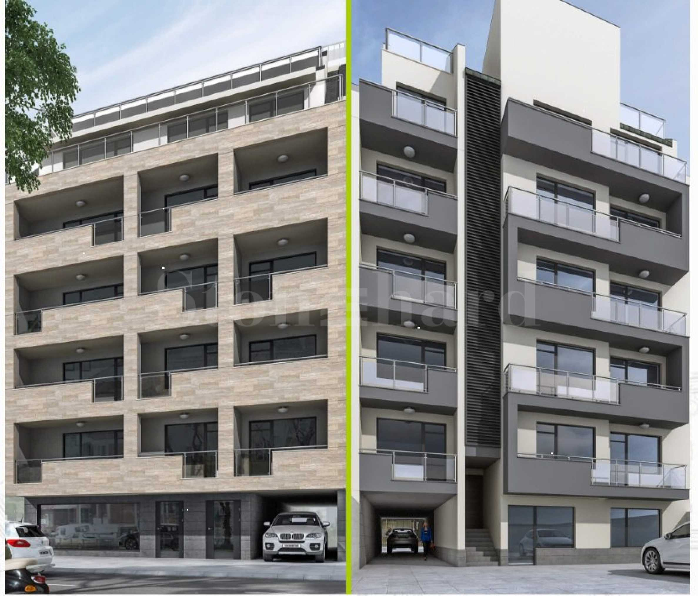 Functional apartments with garages in a preferred neighborhood1 - Stonehard