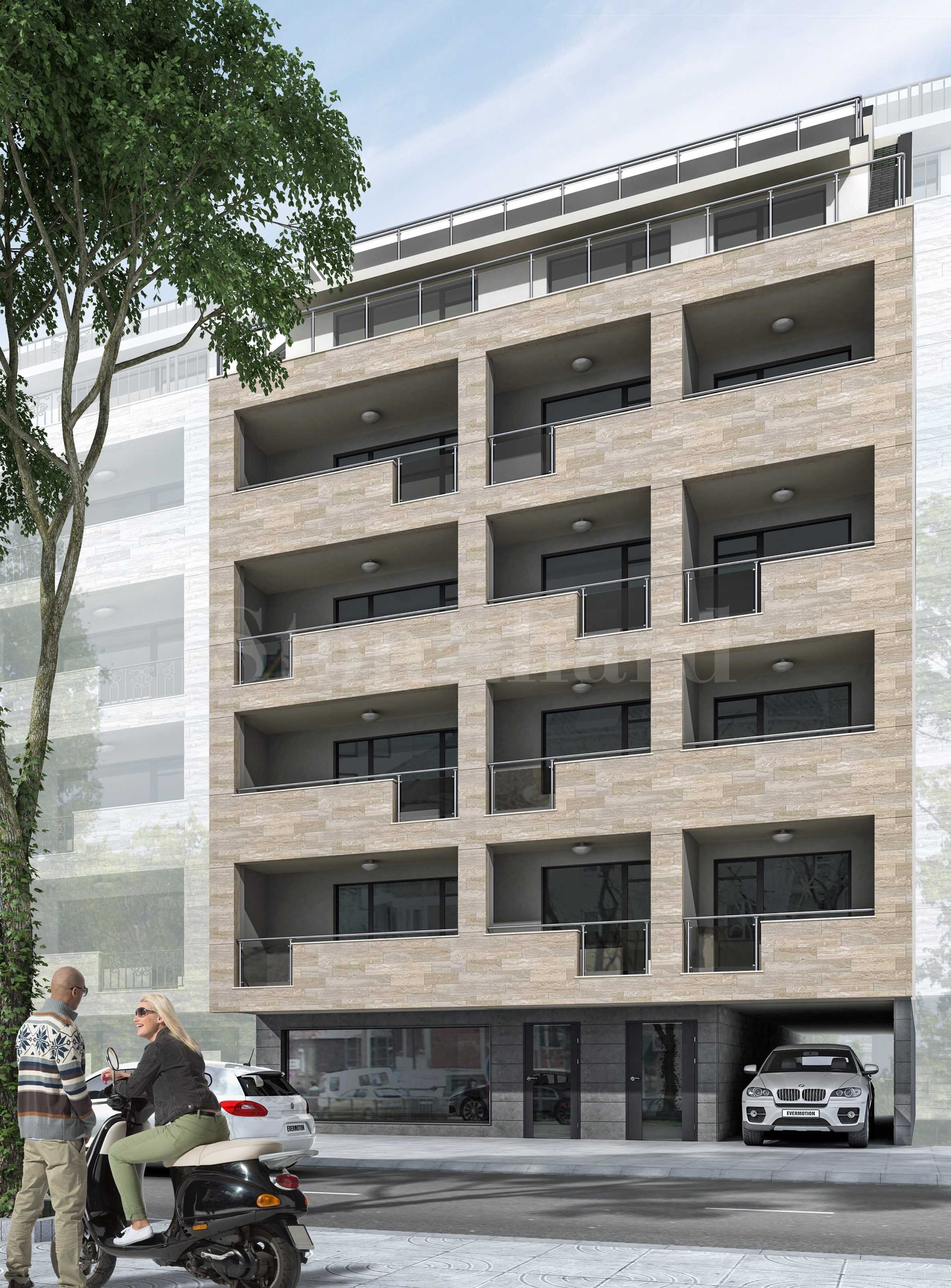 Functional apartments with garages in a preferred neighborhood2 - Stonehard