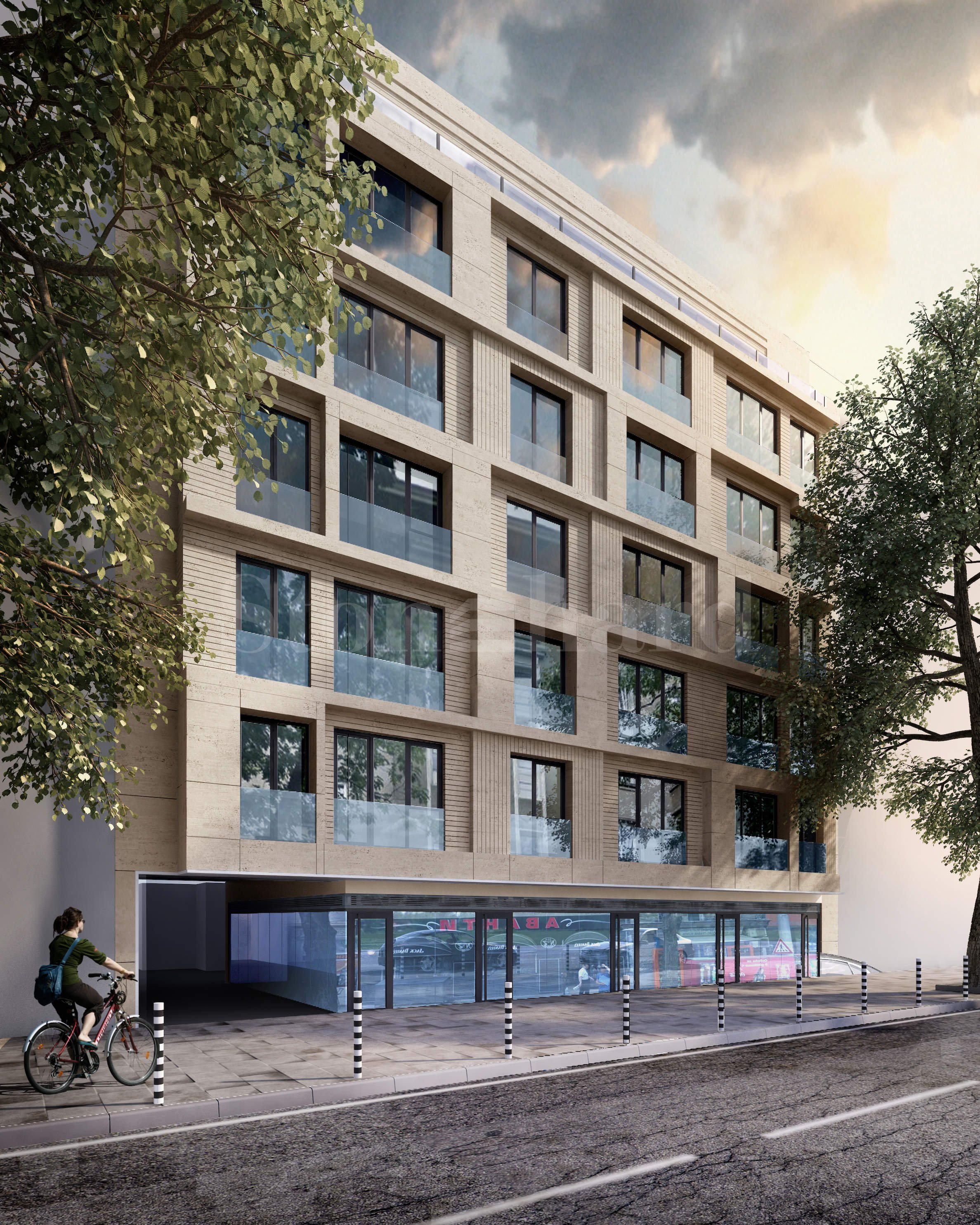 New building in the central part of Sofia, close to Opalchenska metro station and Mall of Sofia1 - Stonehard