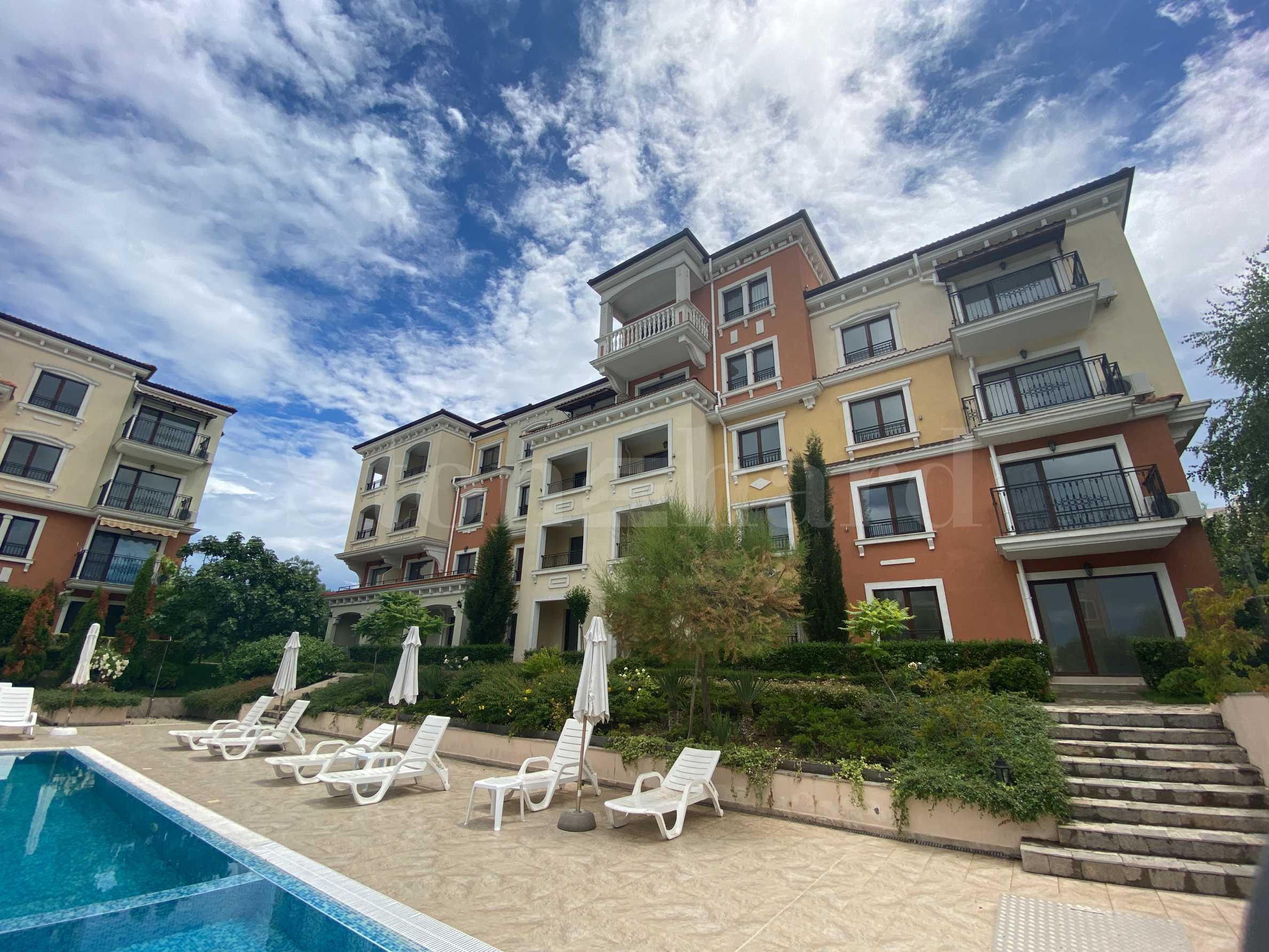 Ваканционни апартаменти в комплекс ново строителство на Каваците2 - Stonehard