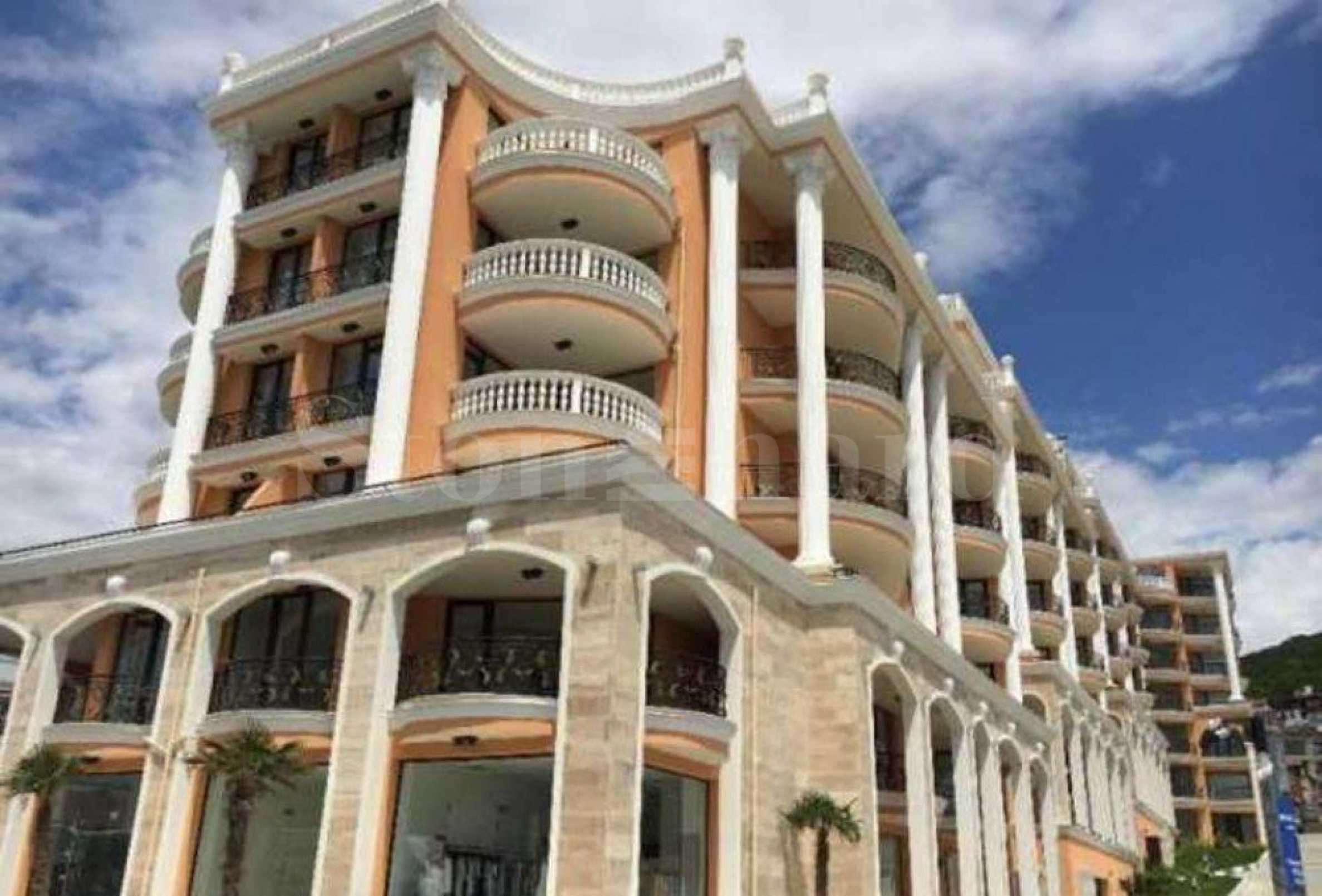 Apartments with sea views in a newly built complex in Sveti Vlas resort2 - Stonehard