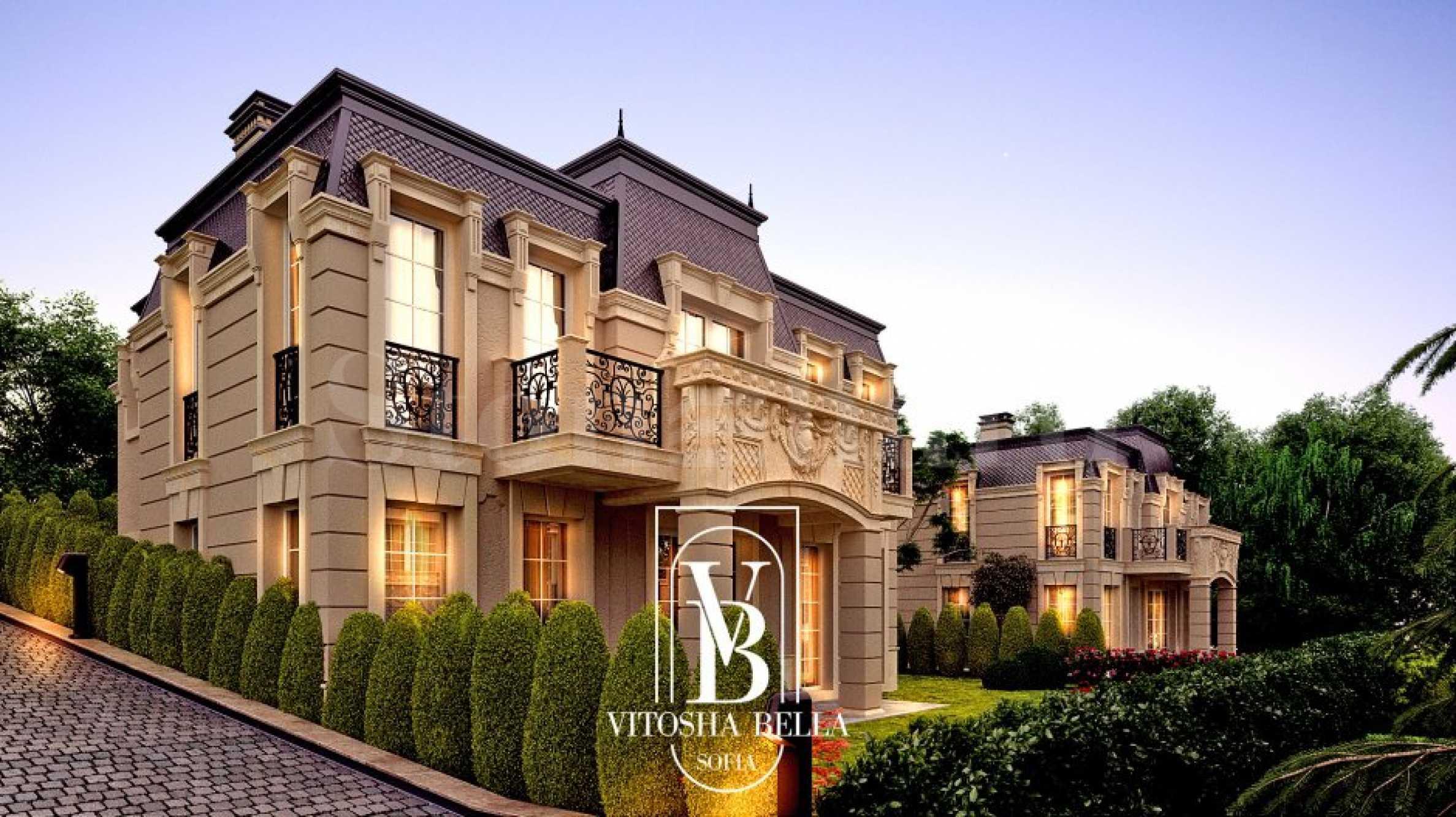 Луксозни къщи в полите на Витоша, в близост до Ring Mall и IKEA2 - Stonehard