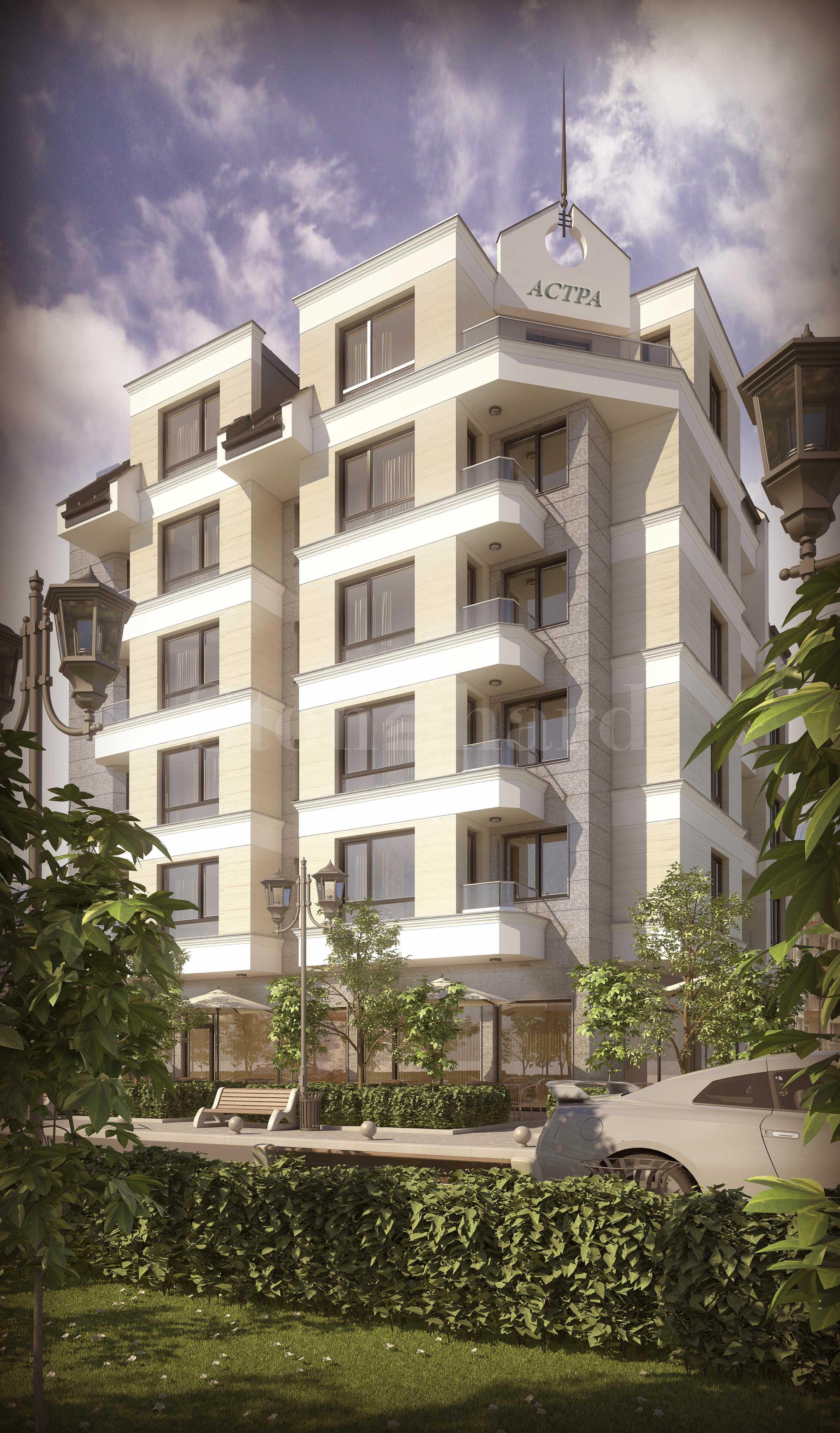 2-bedroom apartment in Sofia1 - Stonehard