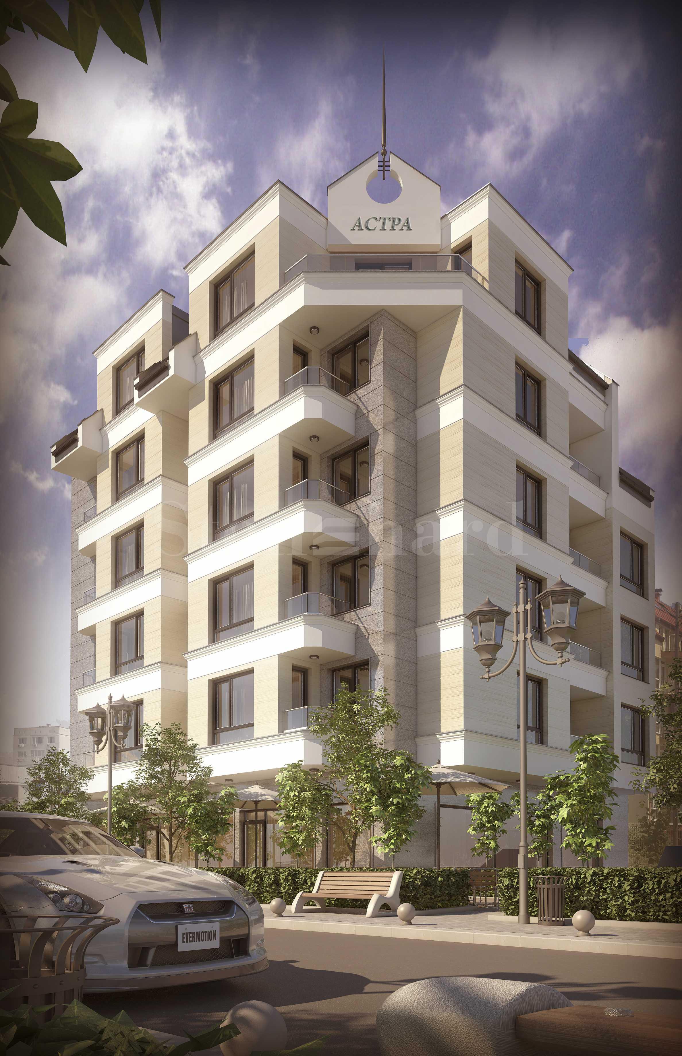 2-bedroom apartment in Sofia2 - Stonehard