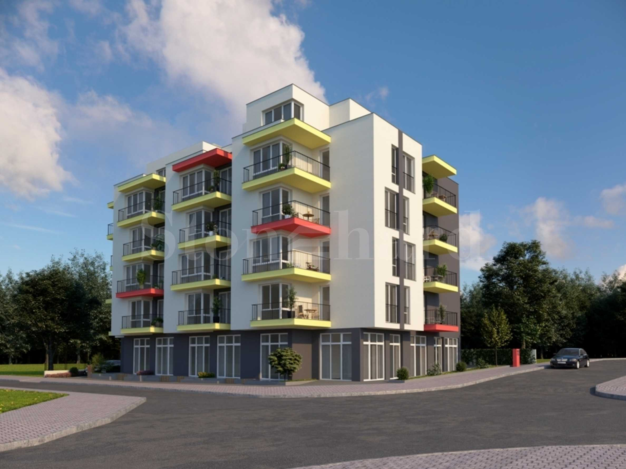 A new building with modern vision and excellent location in the town of Obzor, Bulgaria1 - Stonehard