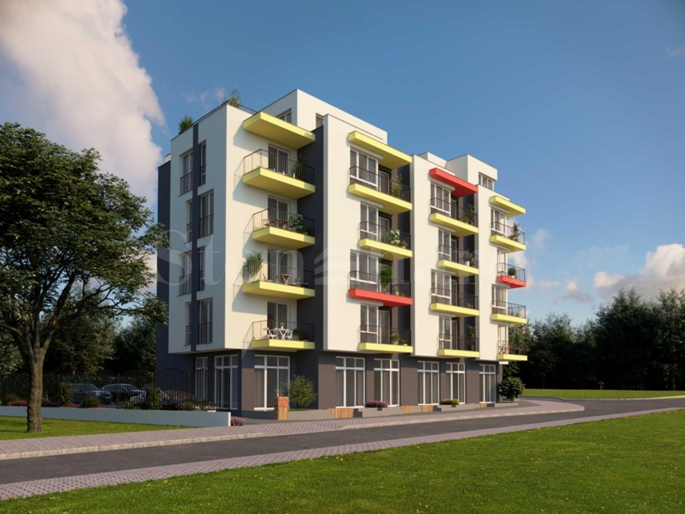 Апартаменти в нова сграда на 300 м от плажовете на гр. Обзор2 - Stonehard