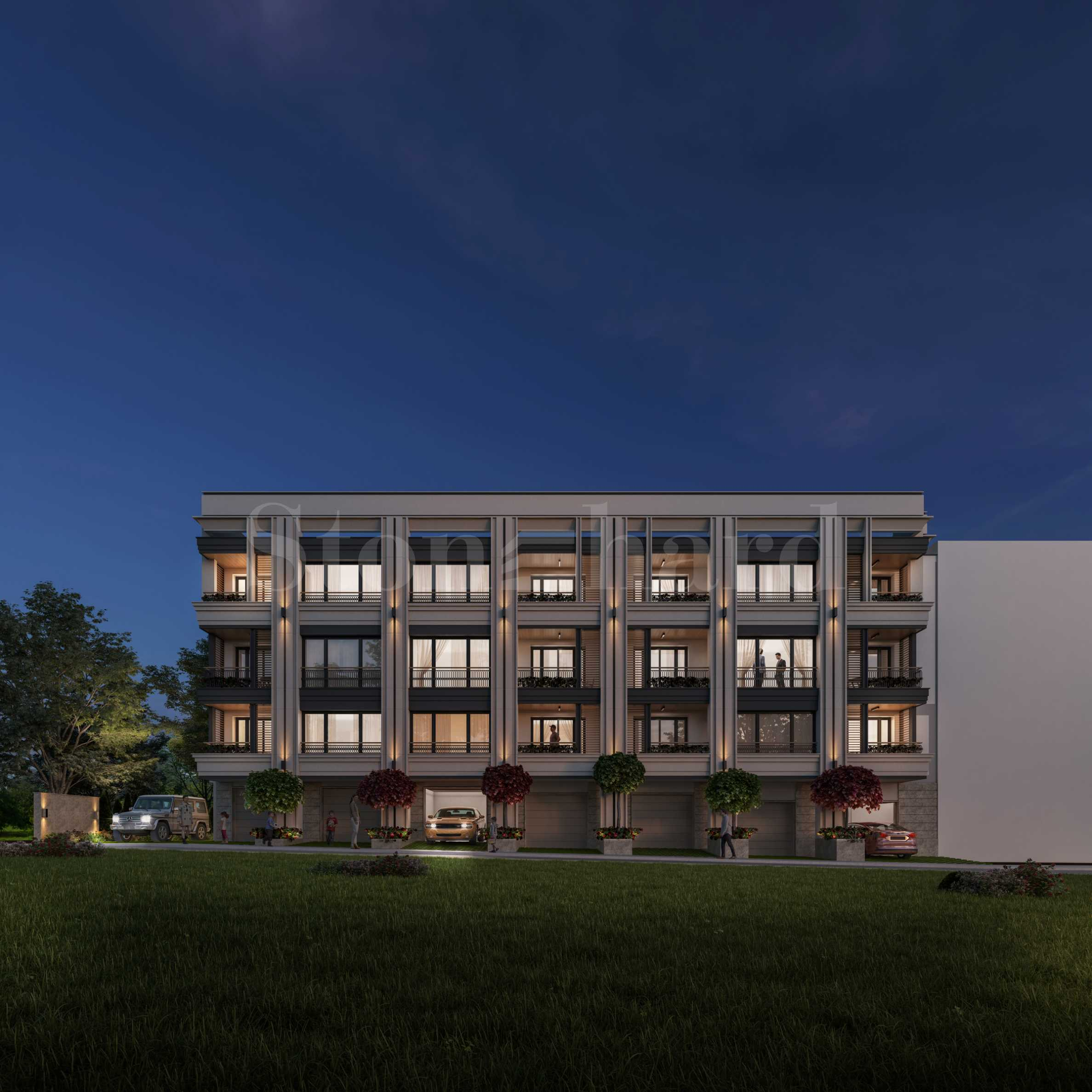 Beautiful new-build building with apartments for sale in Burgas2 - Stonehard