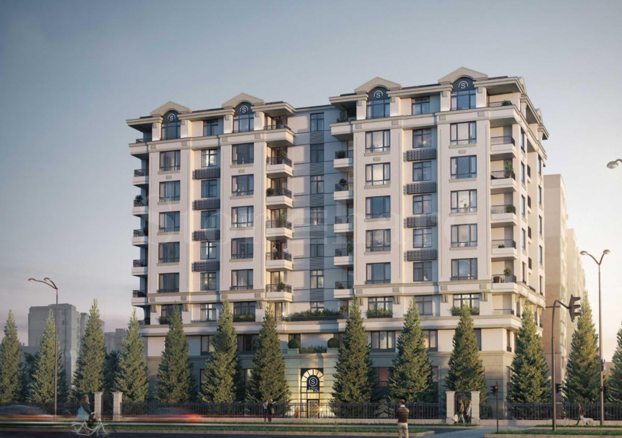 Сграда в непосредствена близост до метростанци, подходяща за инвестиция 1 - Stonehard