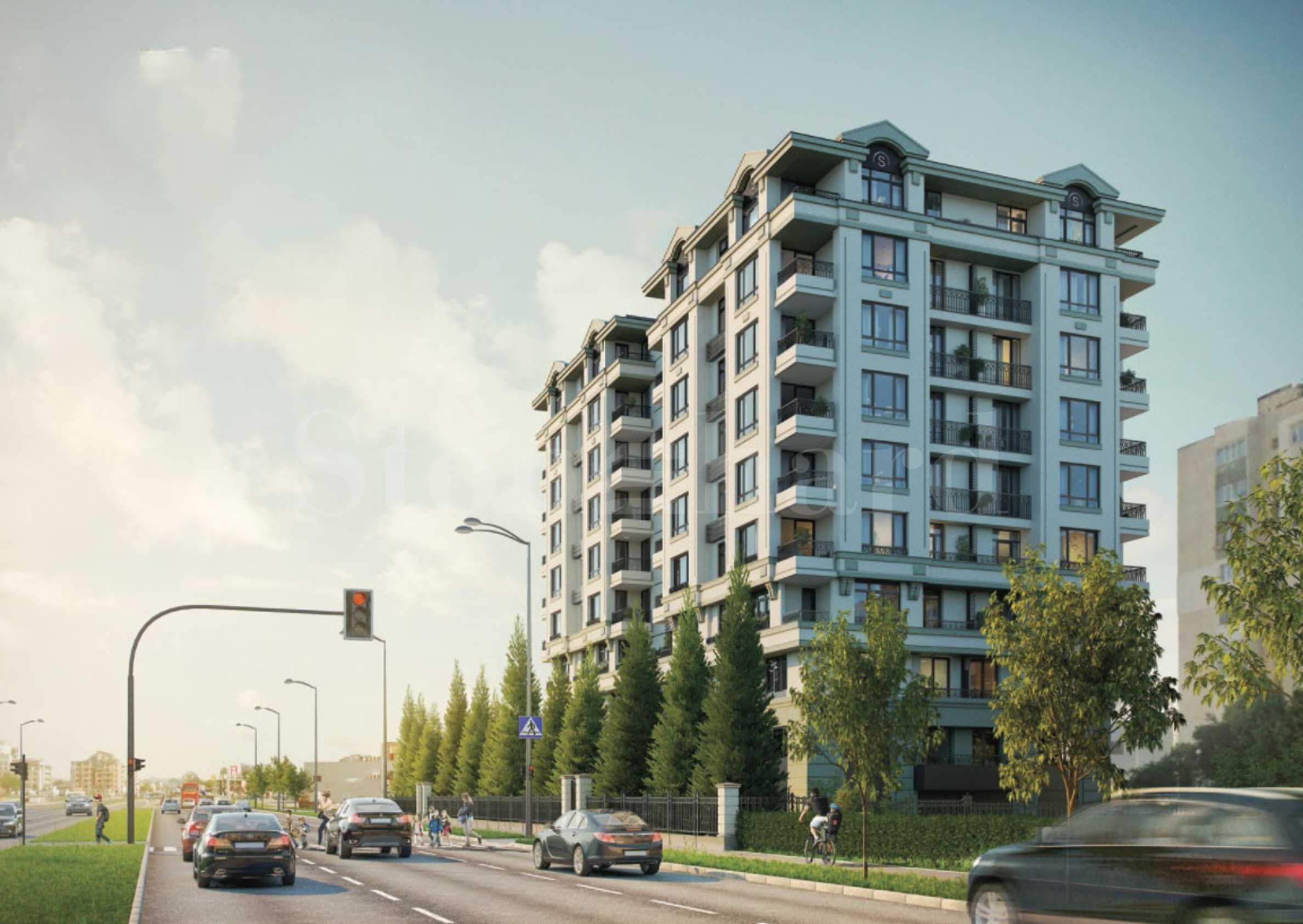 Сграда в непосредствена близост до метростанци, подходяща за инвестиция 2 - Stonehard
