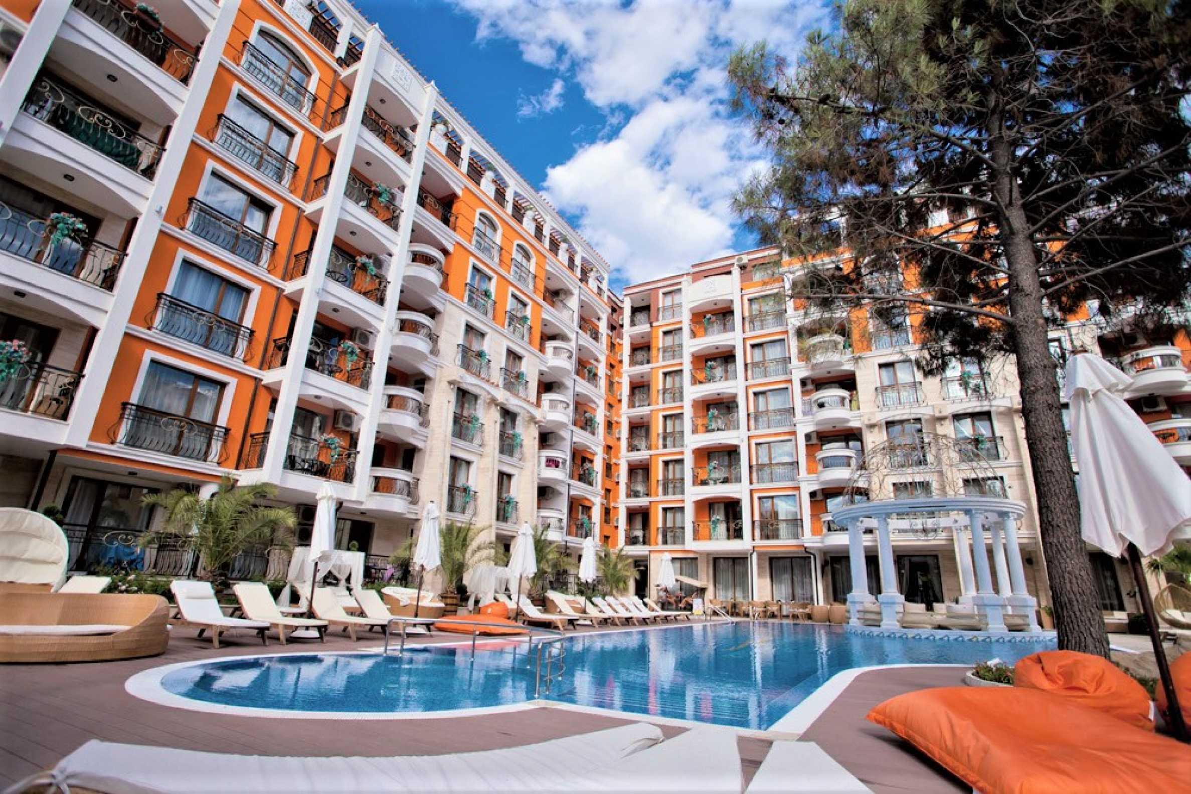 Последни апартаменти в разкошен комплекс на минути от плажа1 - Stonehard