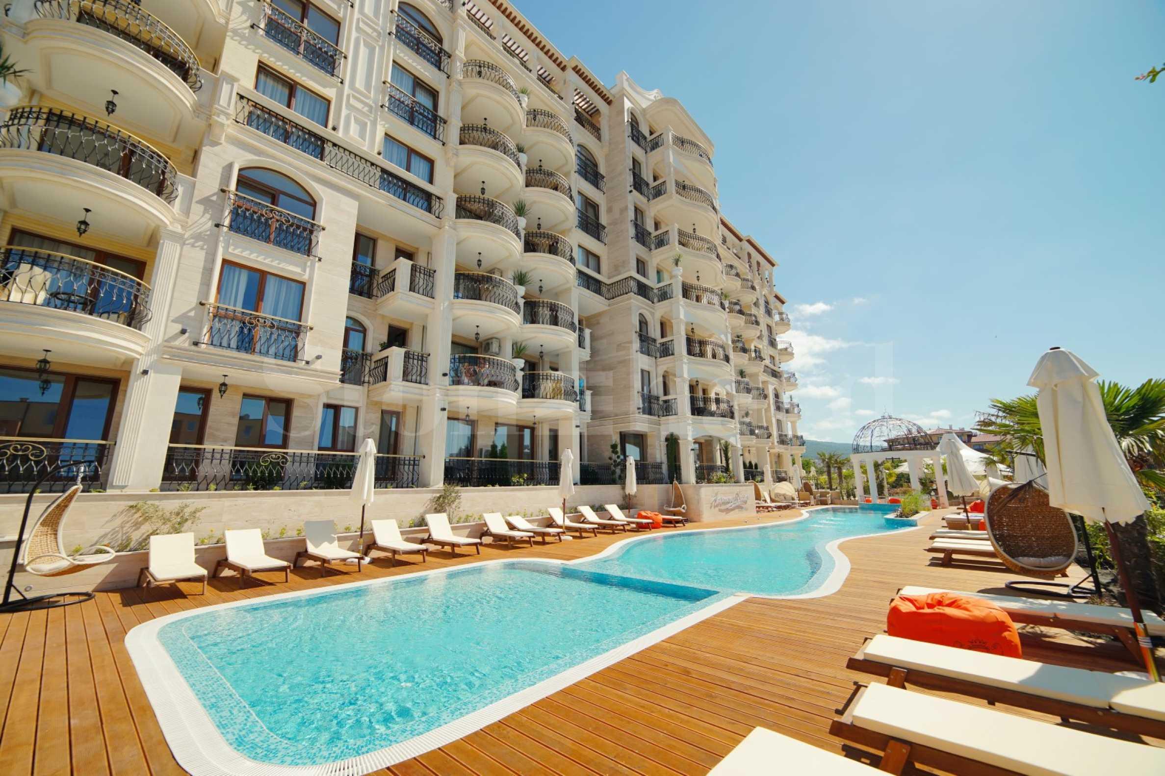 Apartment in Sveti Vlas1 - Stonehard