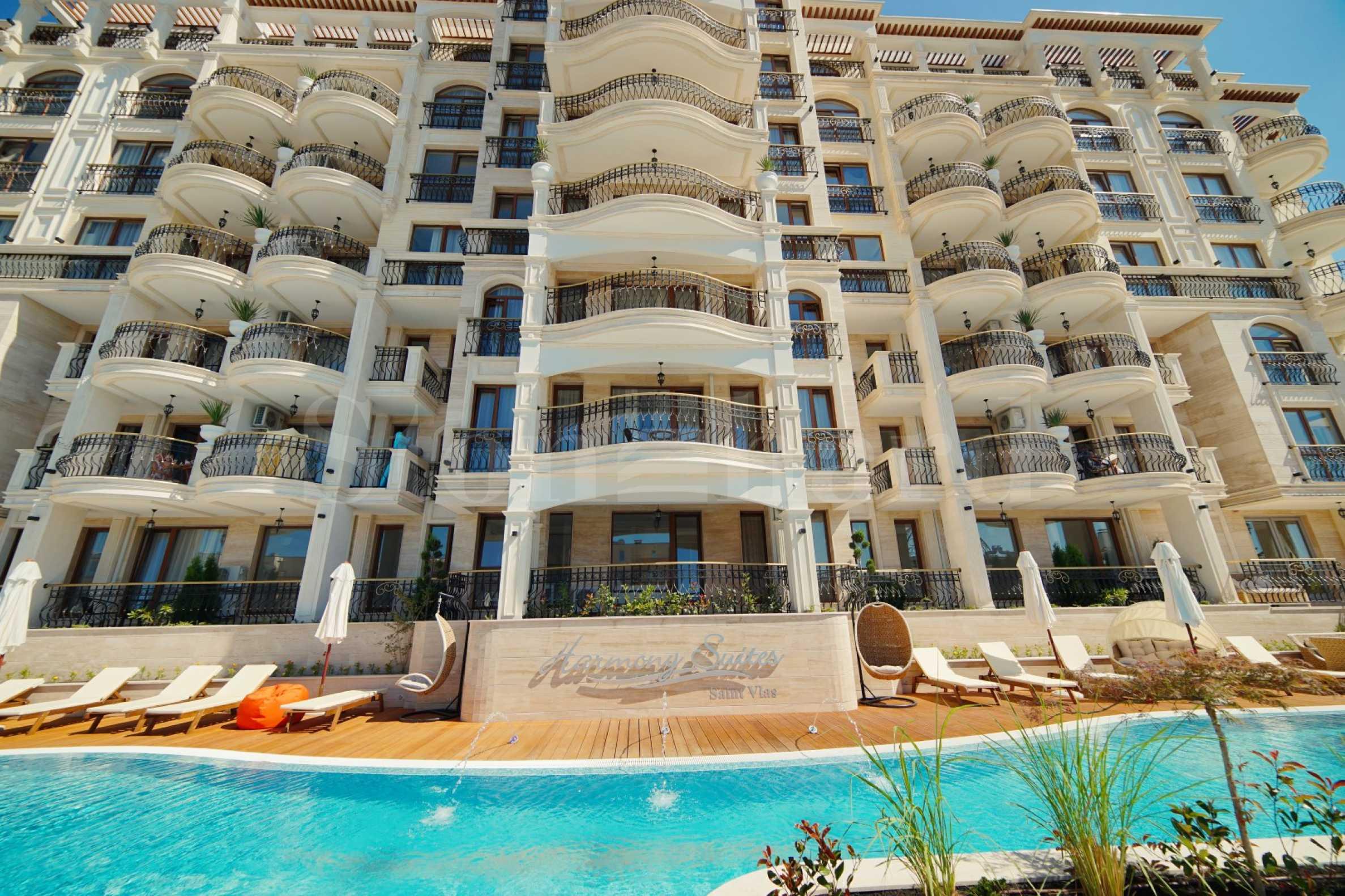 Apartment in Sveti Vlas2 - Stonehard