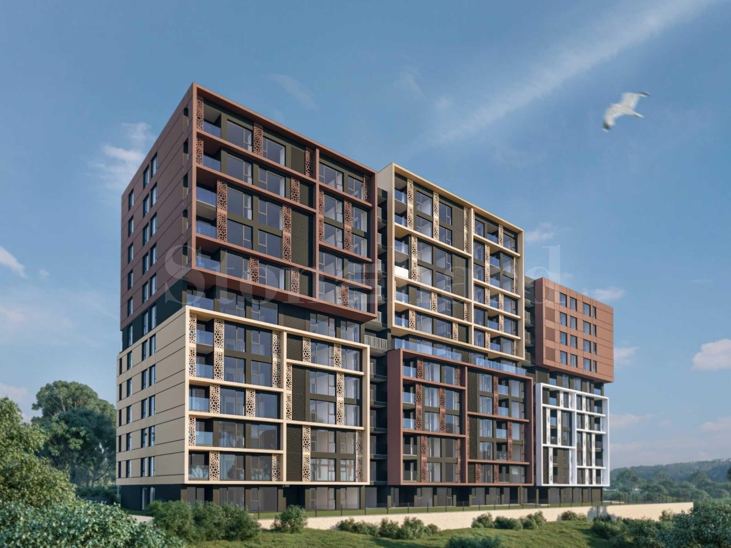 Модерен жилищен комплекс с впечатляваща визия в кв. Бриз, гр. Варна2 - Stonehard