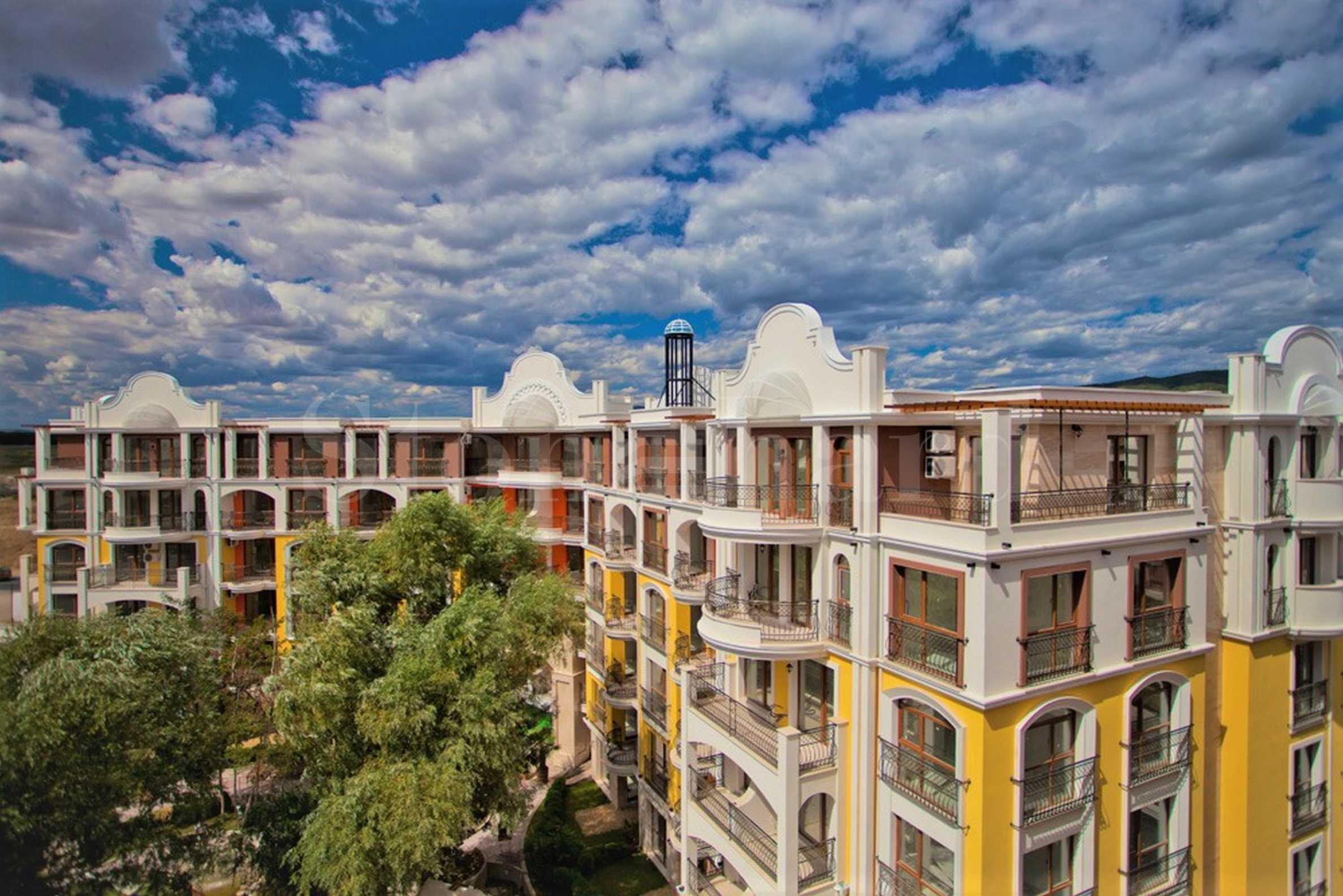 Апартаменти в елитен комплекс със съвършена градина без аналог 2 - Stonehard