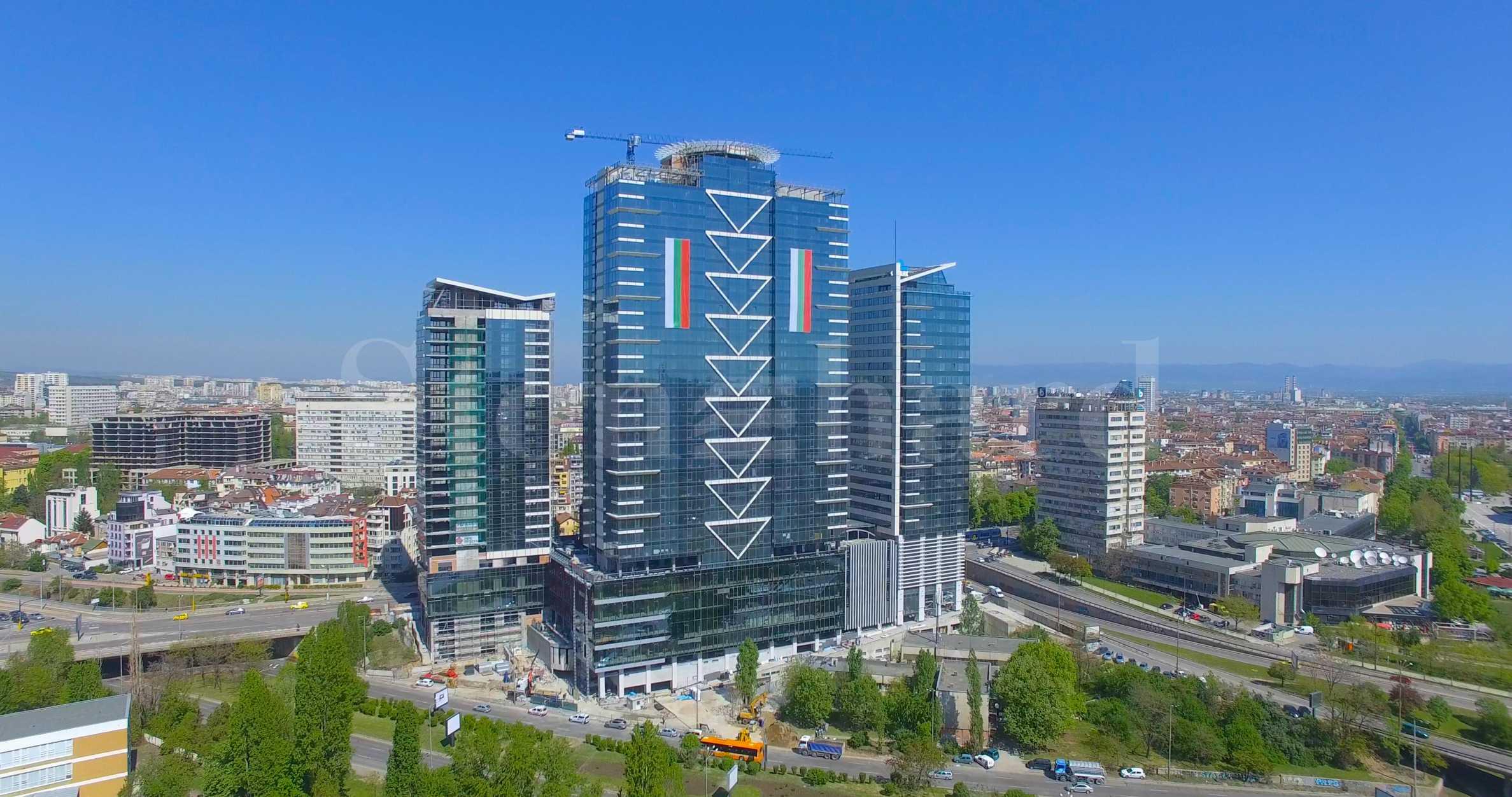 Millennium Centre - skyscraper residences in Sofia!1 - Stonehard