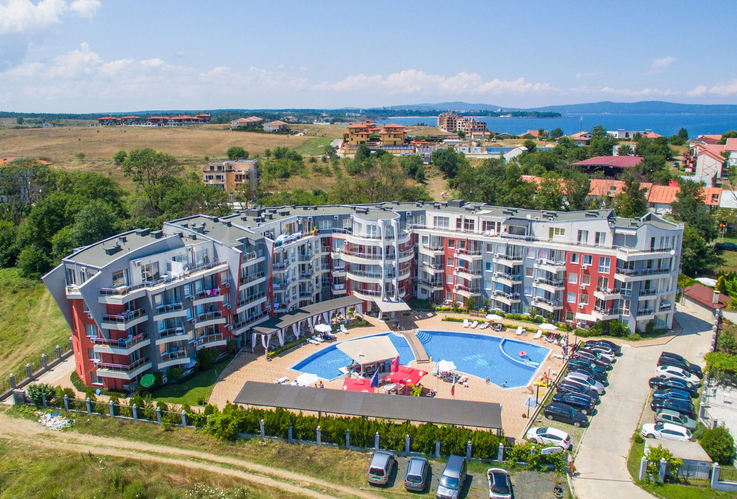 Turn-key ready apartments in Emberli complex, just 3 min. walk from the beach1 - Stonehard
