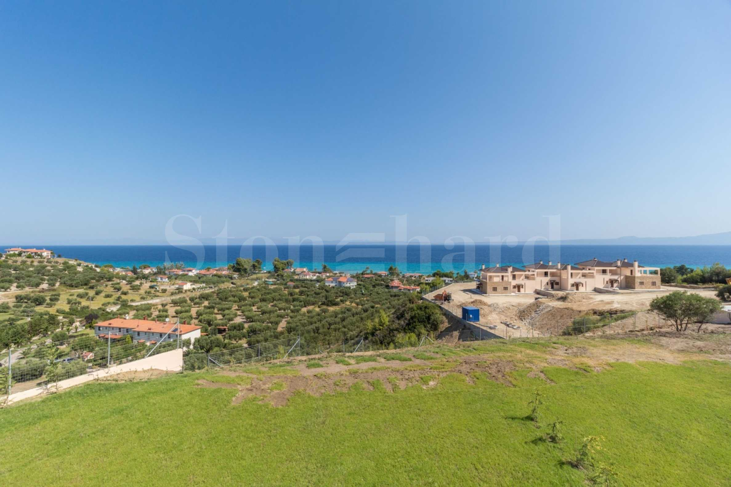 Newly built house for sale in a picturesque seaside resort of Hanioti, Greece1 - Stonehard