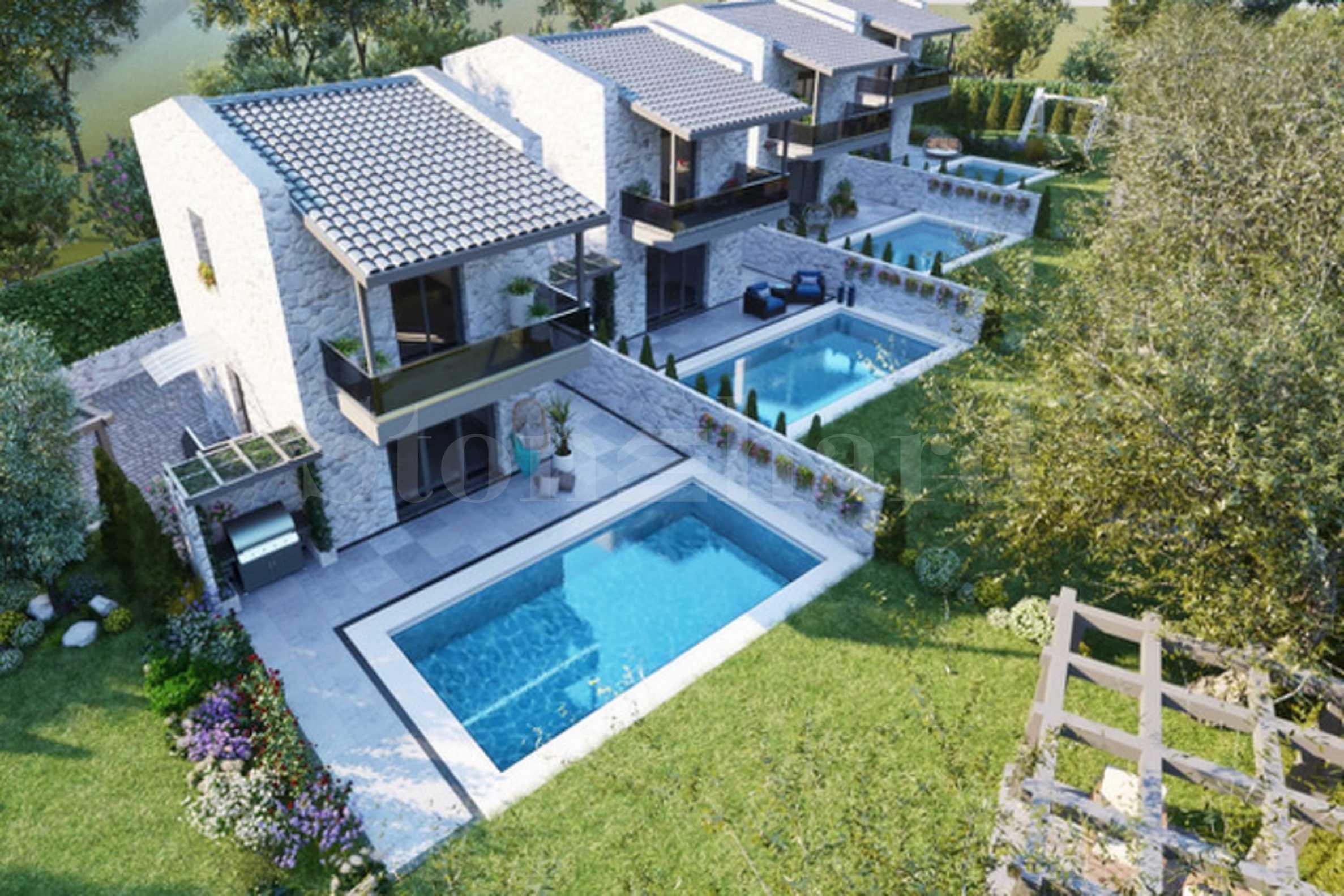 Villa in 1 - Stonehard