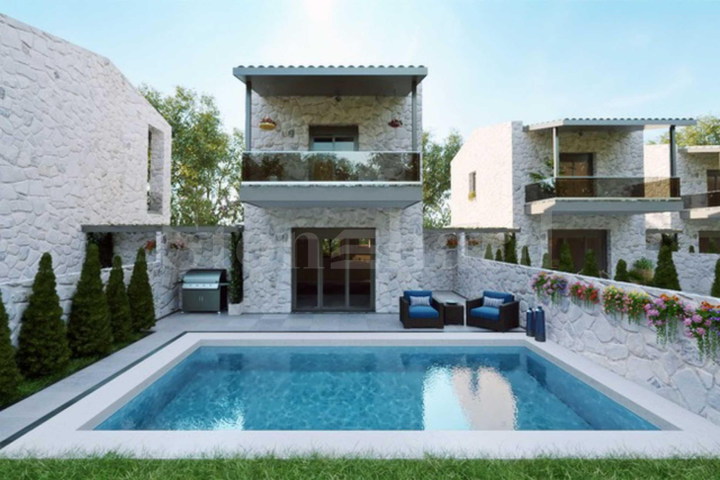 Villa in 2 - Stonehard