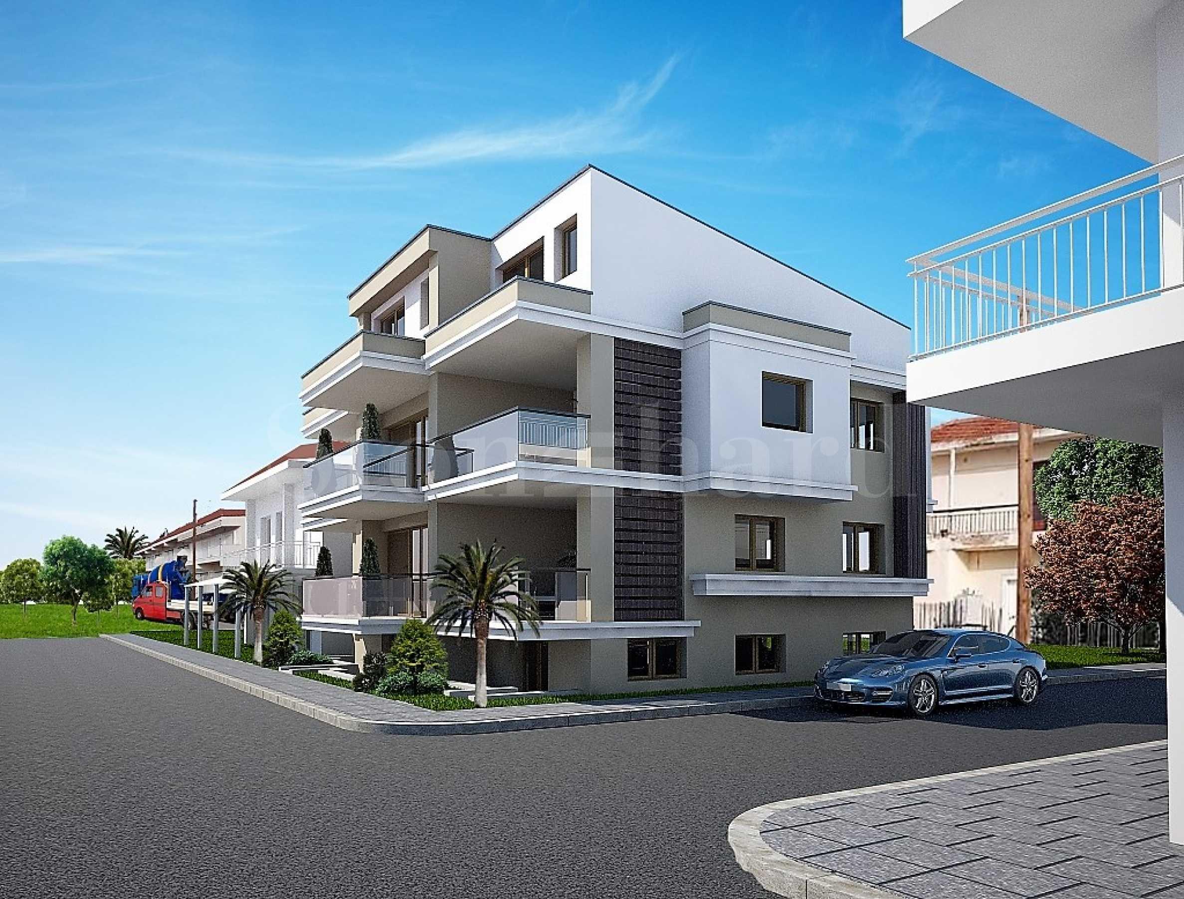1-bedroom apartment in 2 - Stonehard