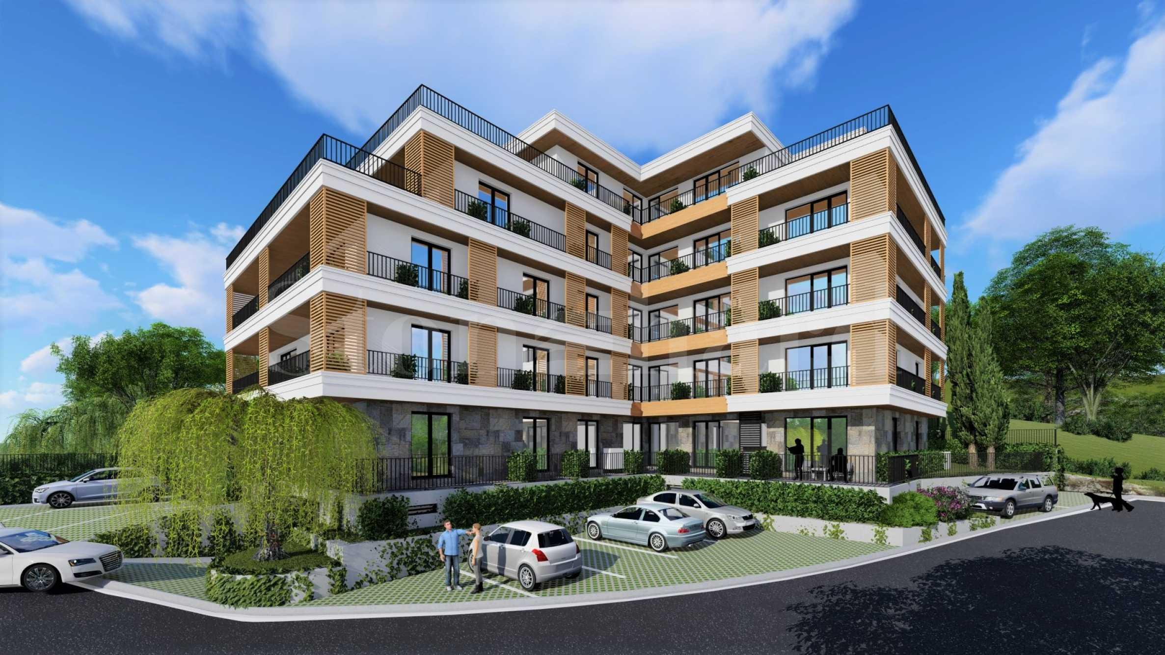 New elegant complex in a Briz quarter in the city of Varna, Bulgaria1 - Stonehard