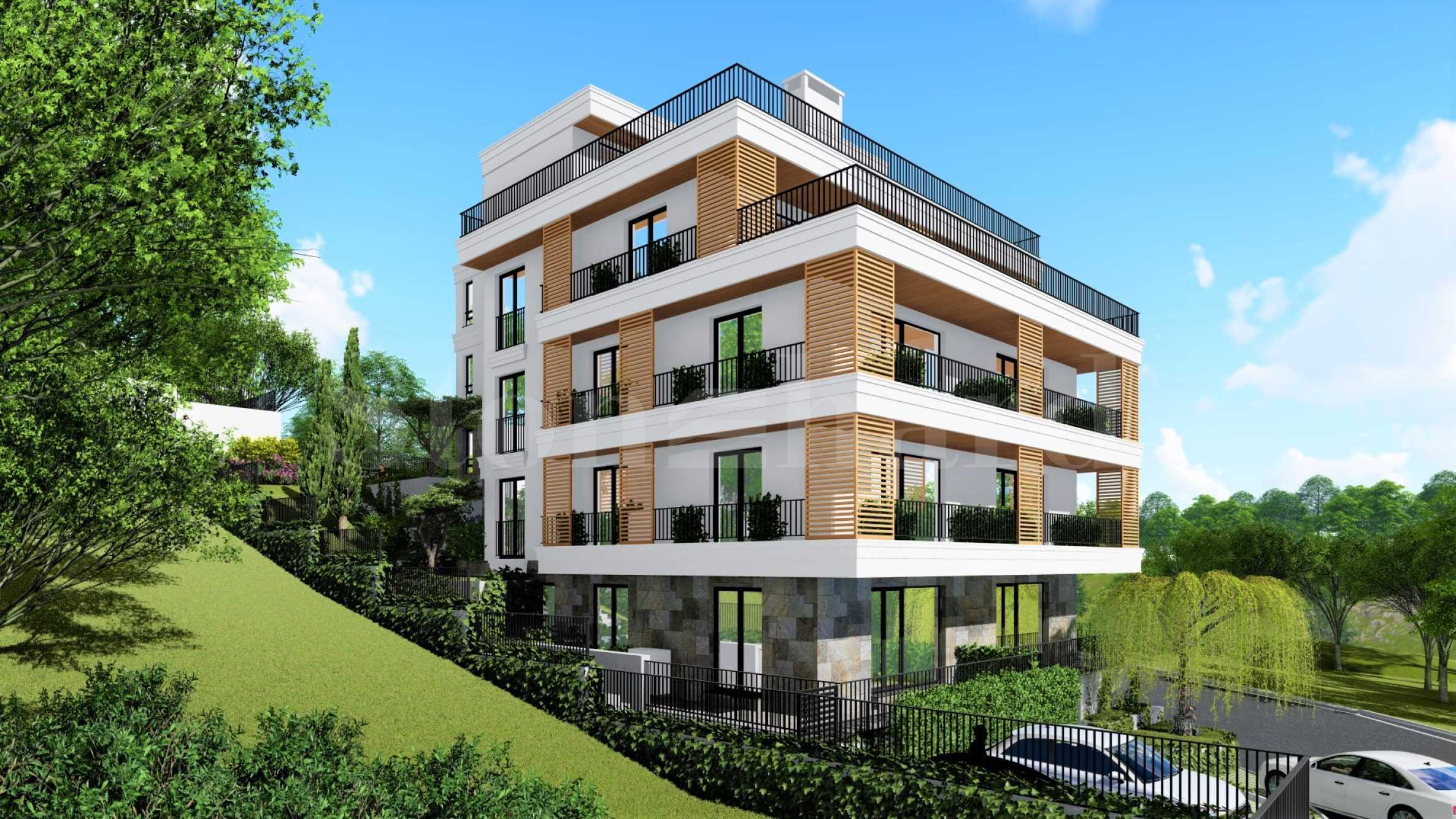 New elegant complex in a Briz quarter in the city of Varna, Bulgaria1 - Stonehard