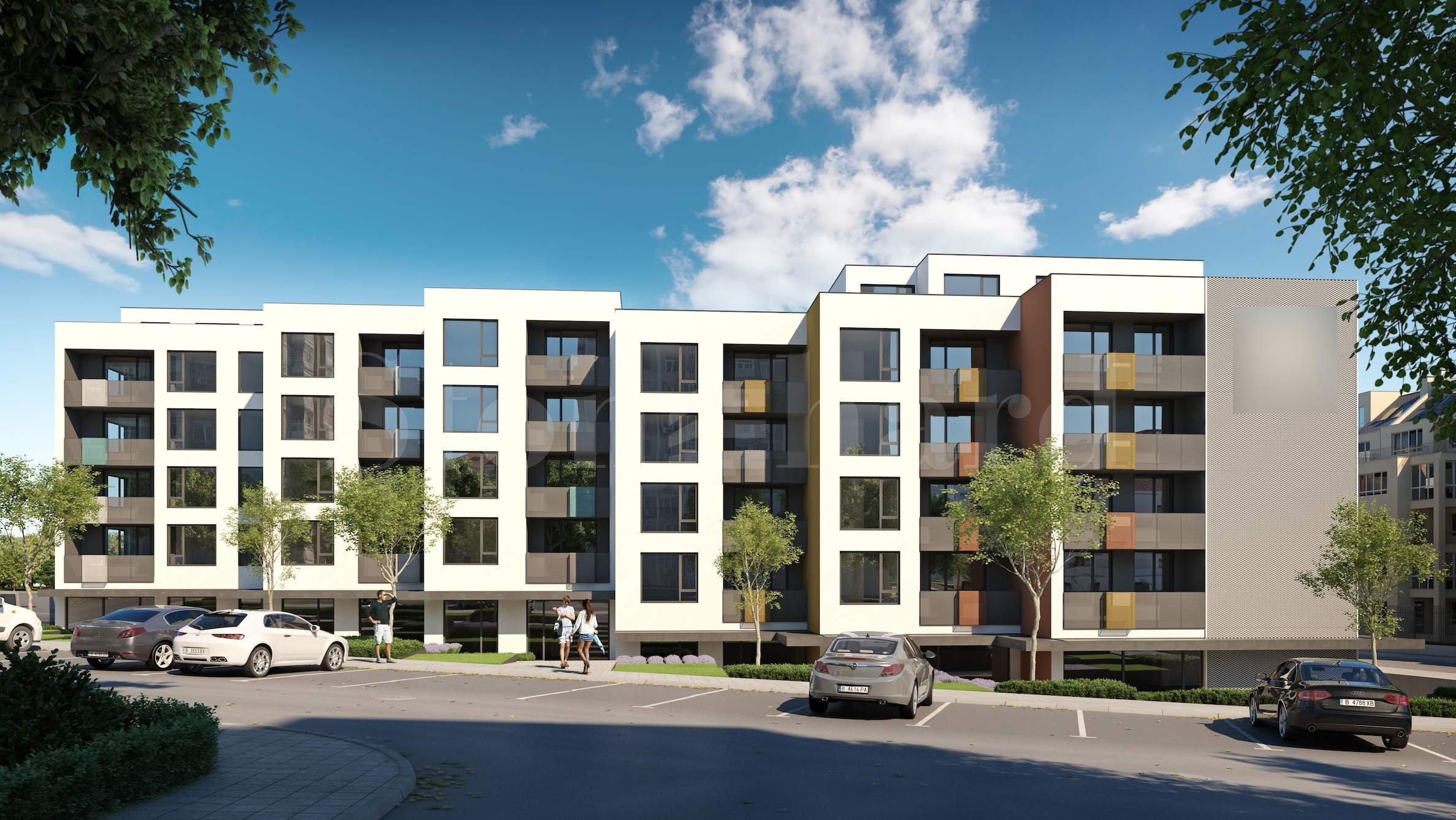 New project of 4 modern buildings in the city of Varna, Bulgaria1 - Stonehard