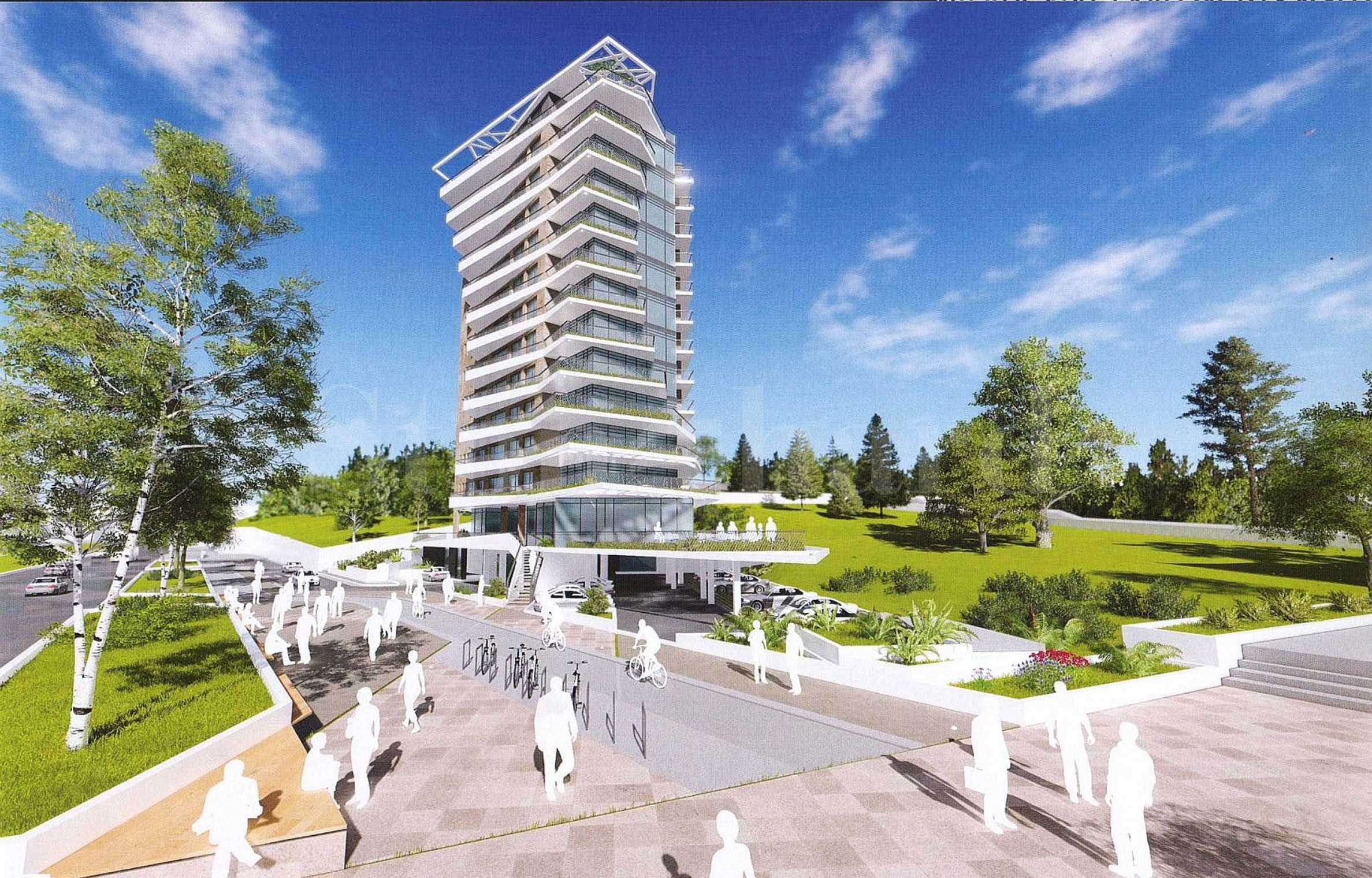 New complex with unique modern architecture in the the city of Varna, Bulgaria1 - Stonehard