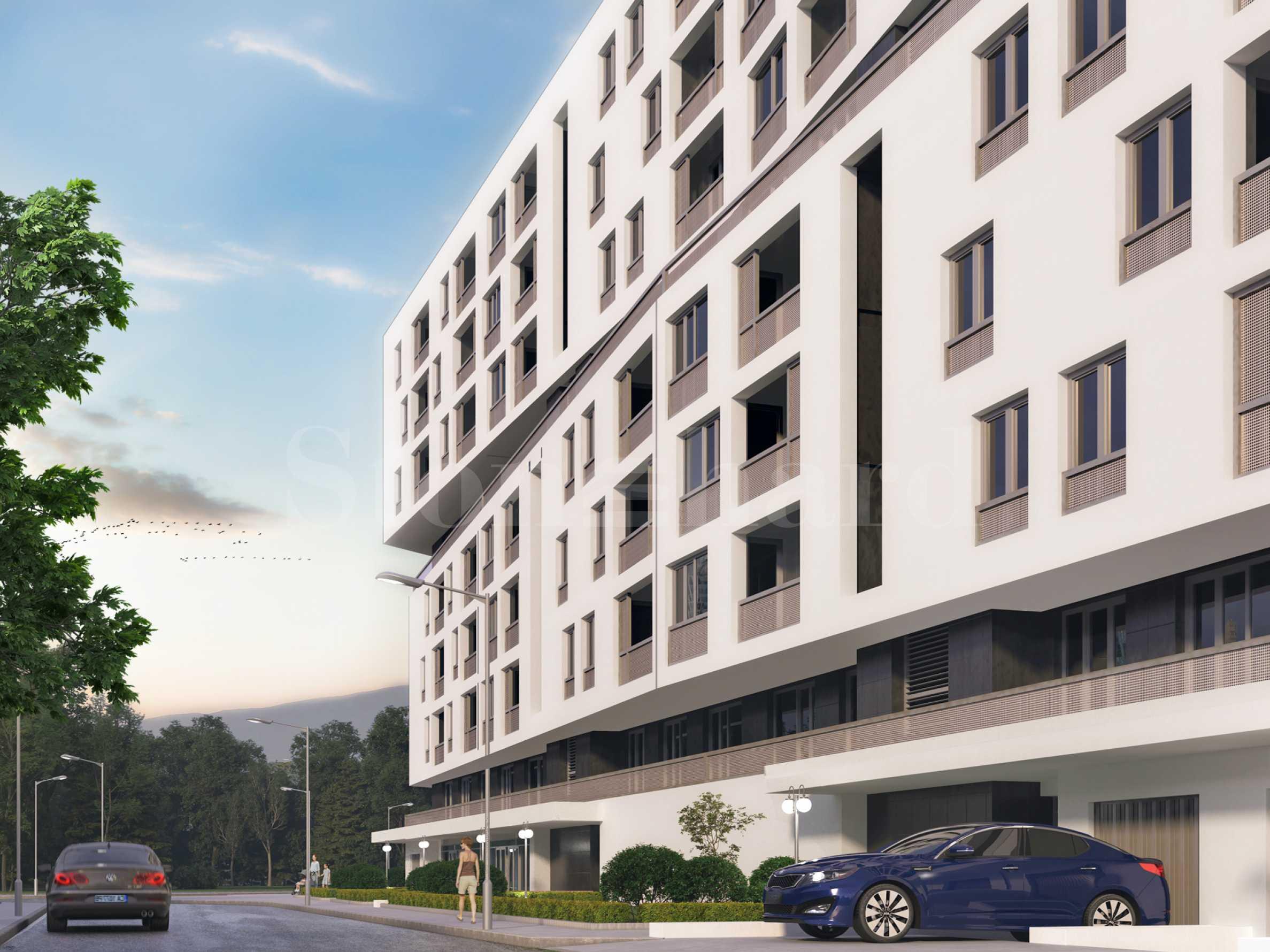 Мащабен жилищен проект близо до центъра в тих и зелен район2 - Stonehard