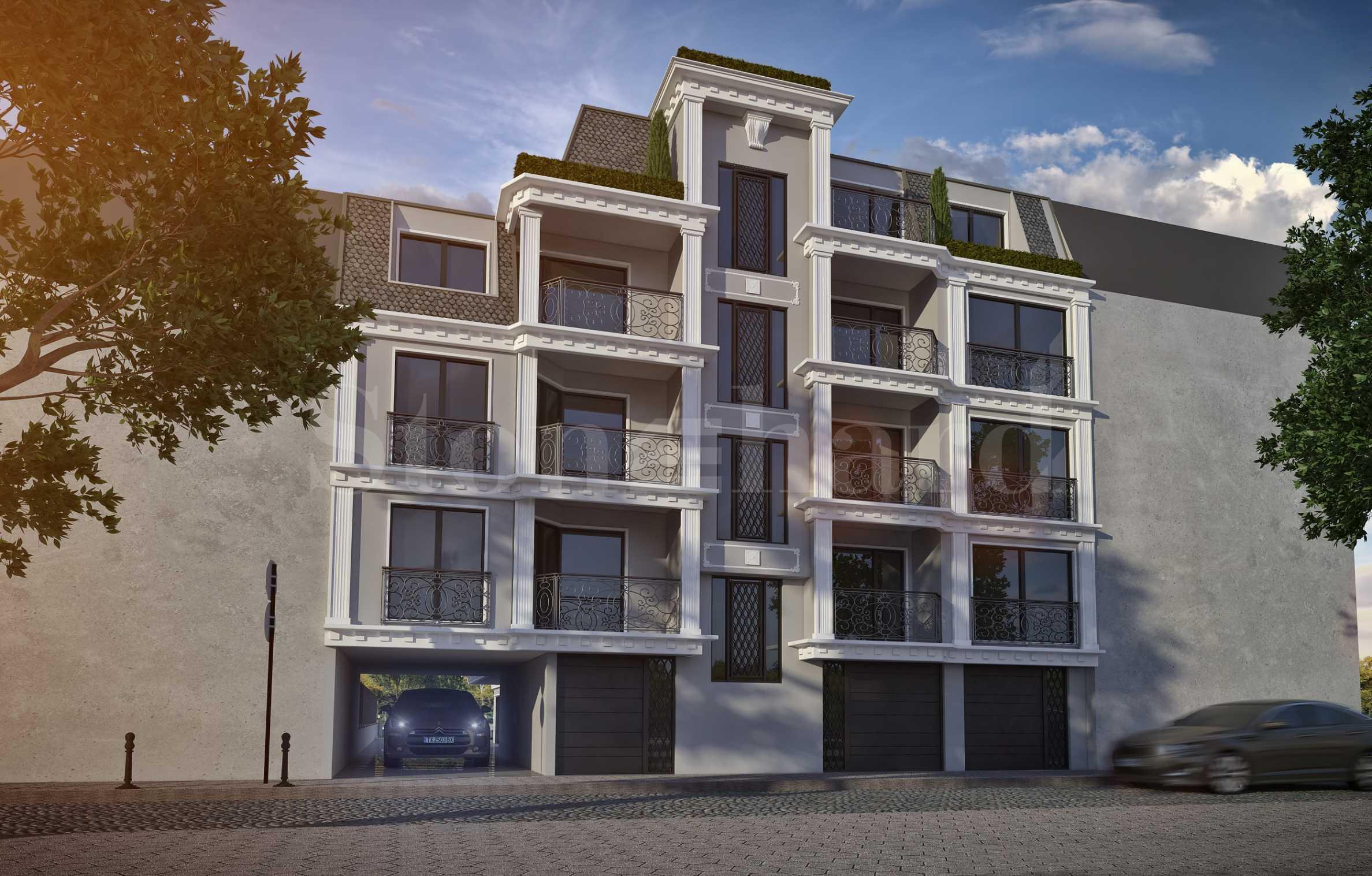 Последни апартаменти в бутикова сграда с Акт 14 в центърa на София1 - Stonehard