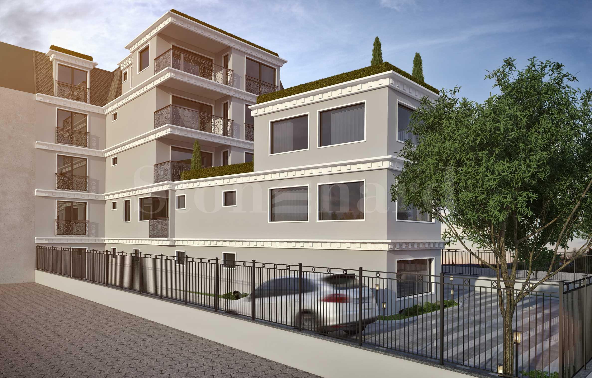 Последни апартаменти в бутикова сграда с Акт 14 в центърa на София2 - Stonehard