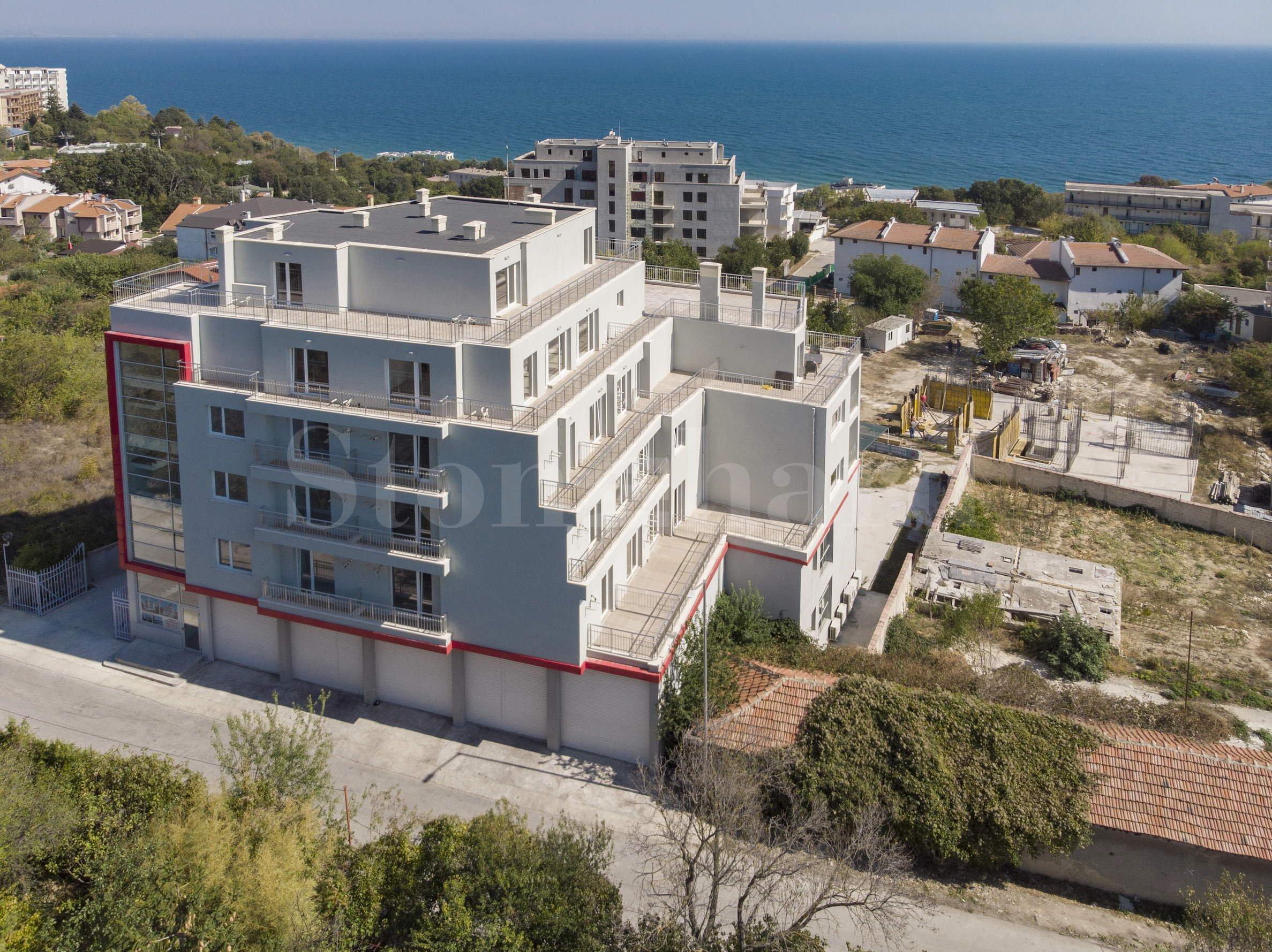 Нова сграда с панорамна гледка в м-ст Ален Мак, гр. Варна2 - Stonehard