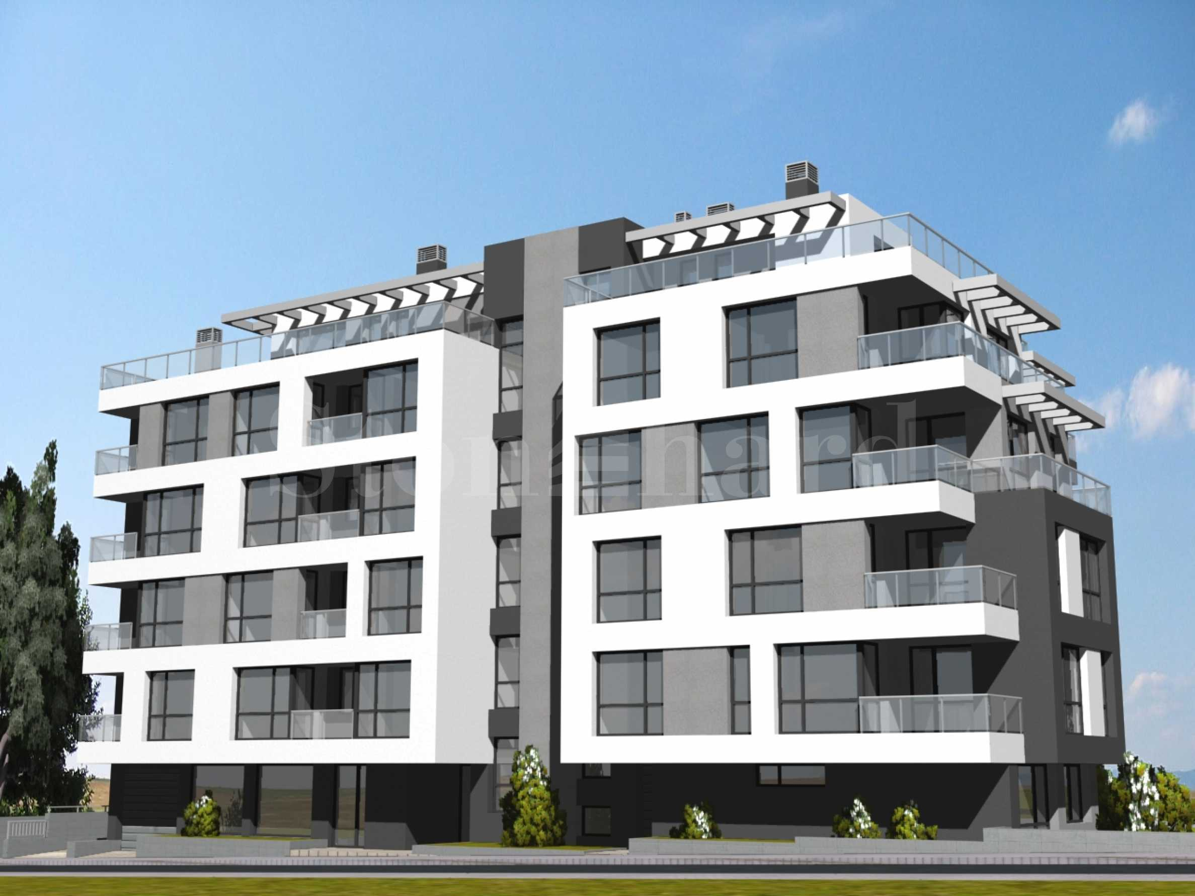 New building near future metro station in Vitosha1 - Stonehard