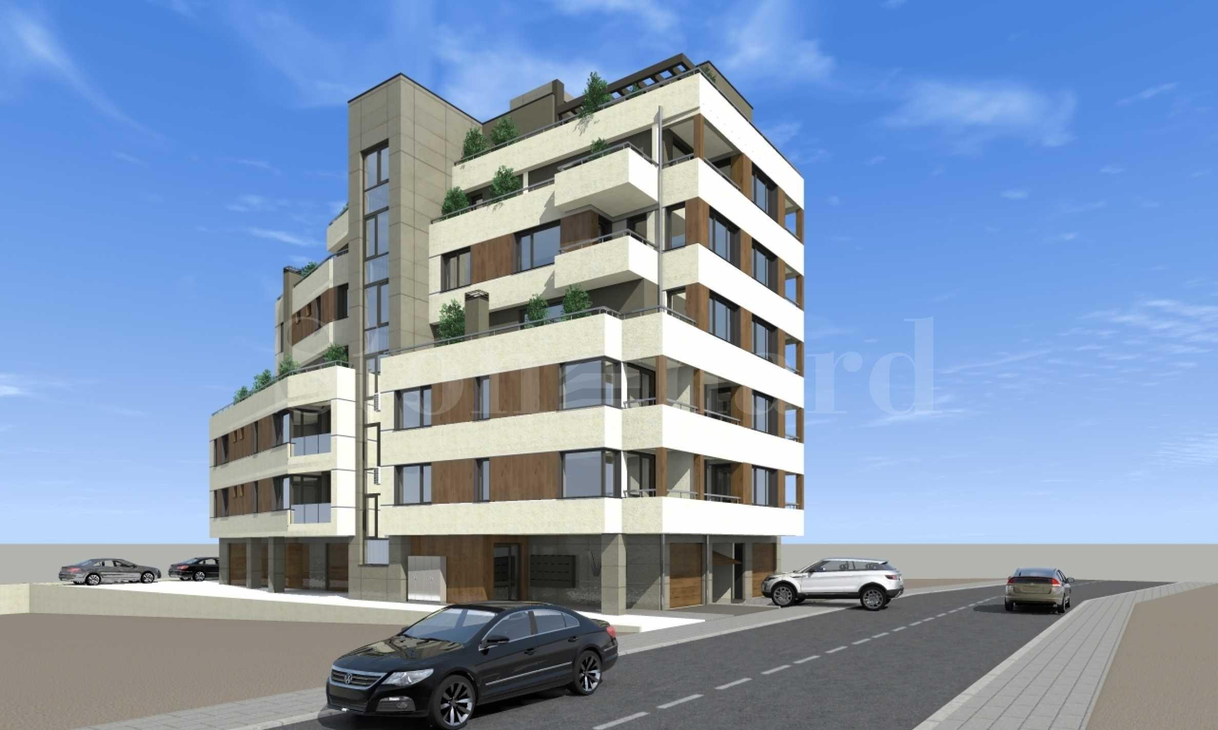 Последни двустайни апартаменти в ефектна сграда с модерна визия1 - Stonehard
