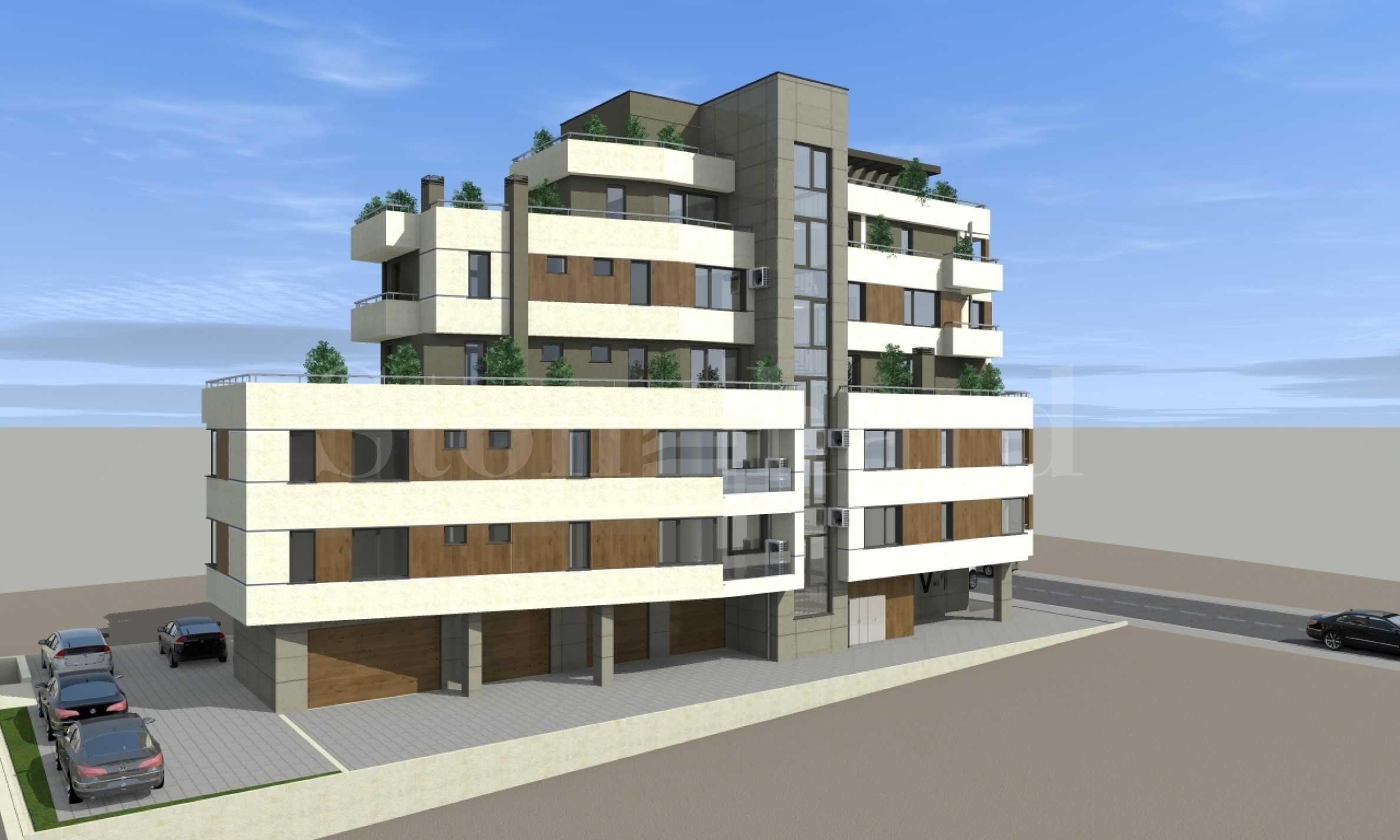 Последни двустайни апартаменти в ефектна сграда с модерна визия2 - Stonehard