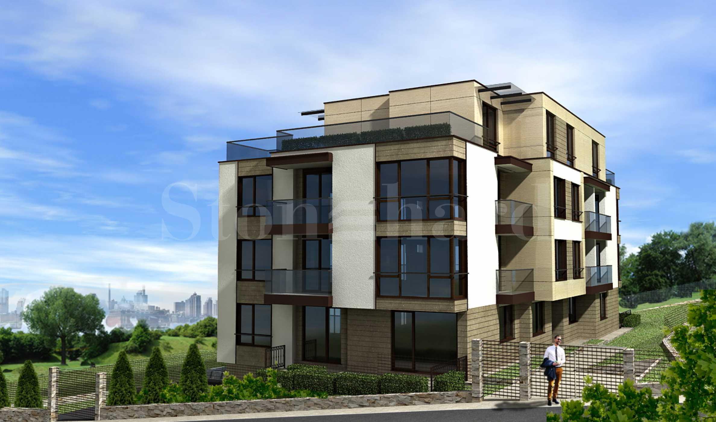 Boutique, multi-family building for sale in the prestigious Boyana quarter1 - Stonehard