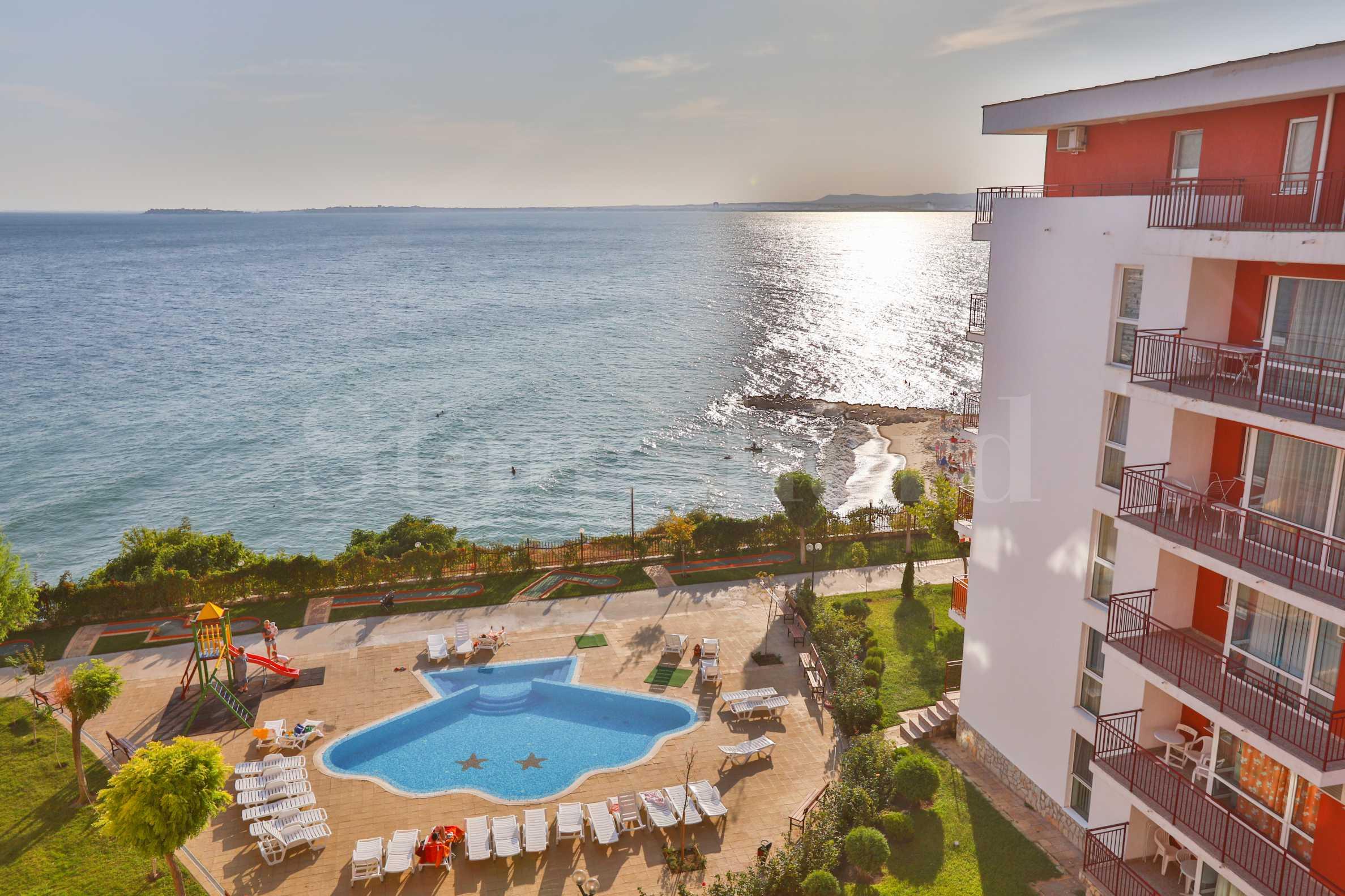 Comfortable apartments in a coastal complex in Saint Vlas, near Elenite resort2 - Stonehard