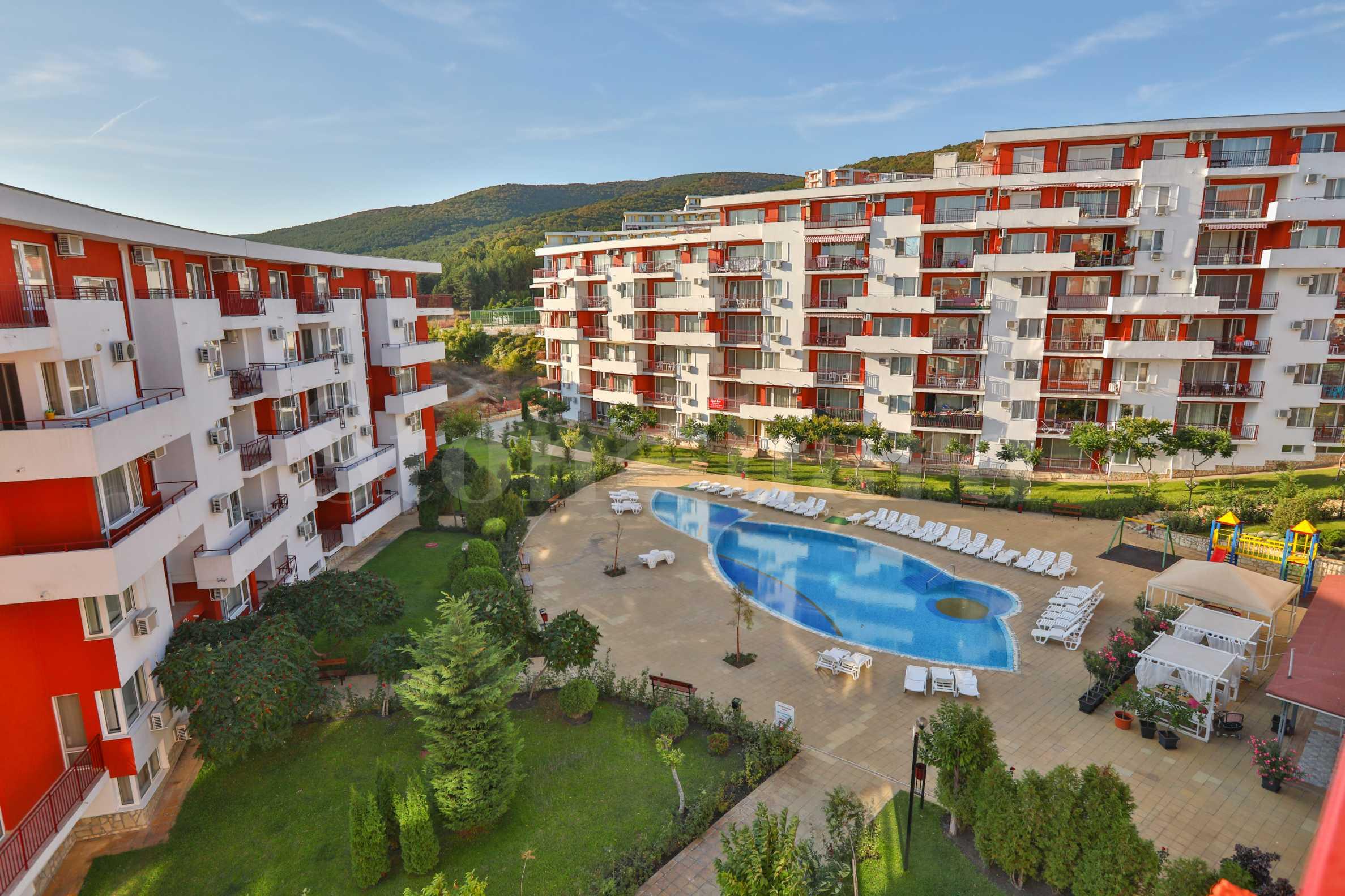 Comfortable apartments in a coastal complex in Saint Vlas, near Elenite resort1 - Stonehard