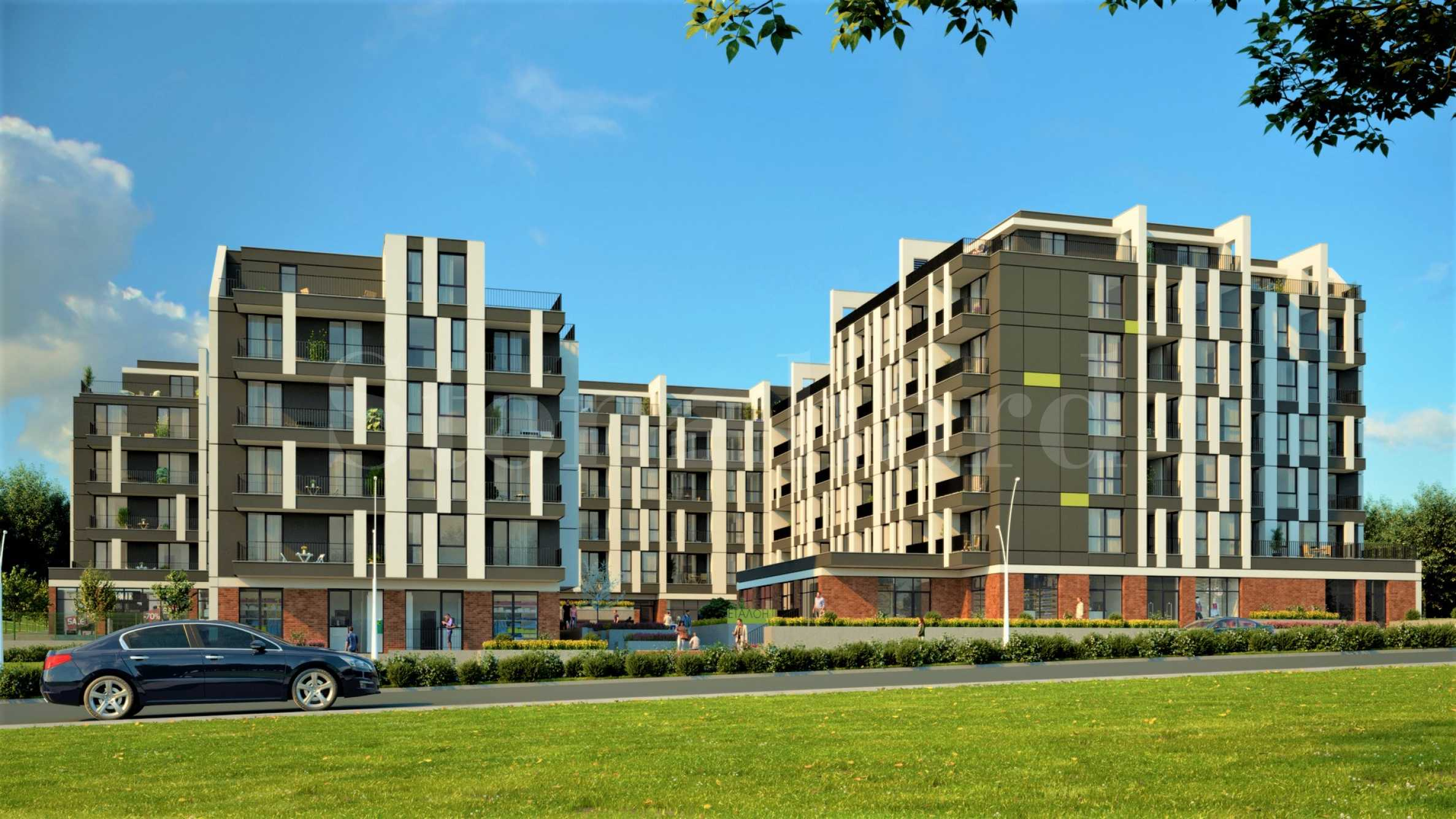 Apartments at attractive prices in a new modern building in Burgas1 - Stonehard