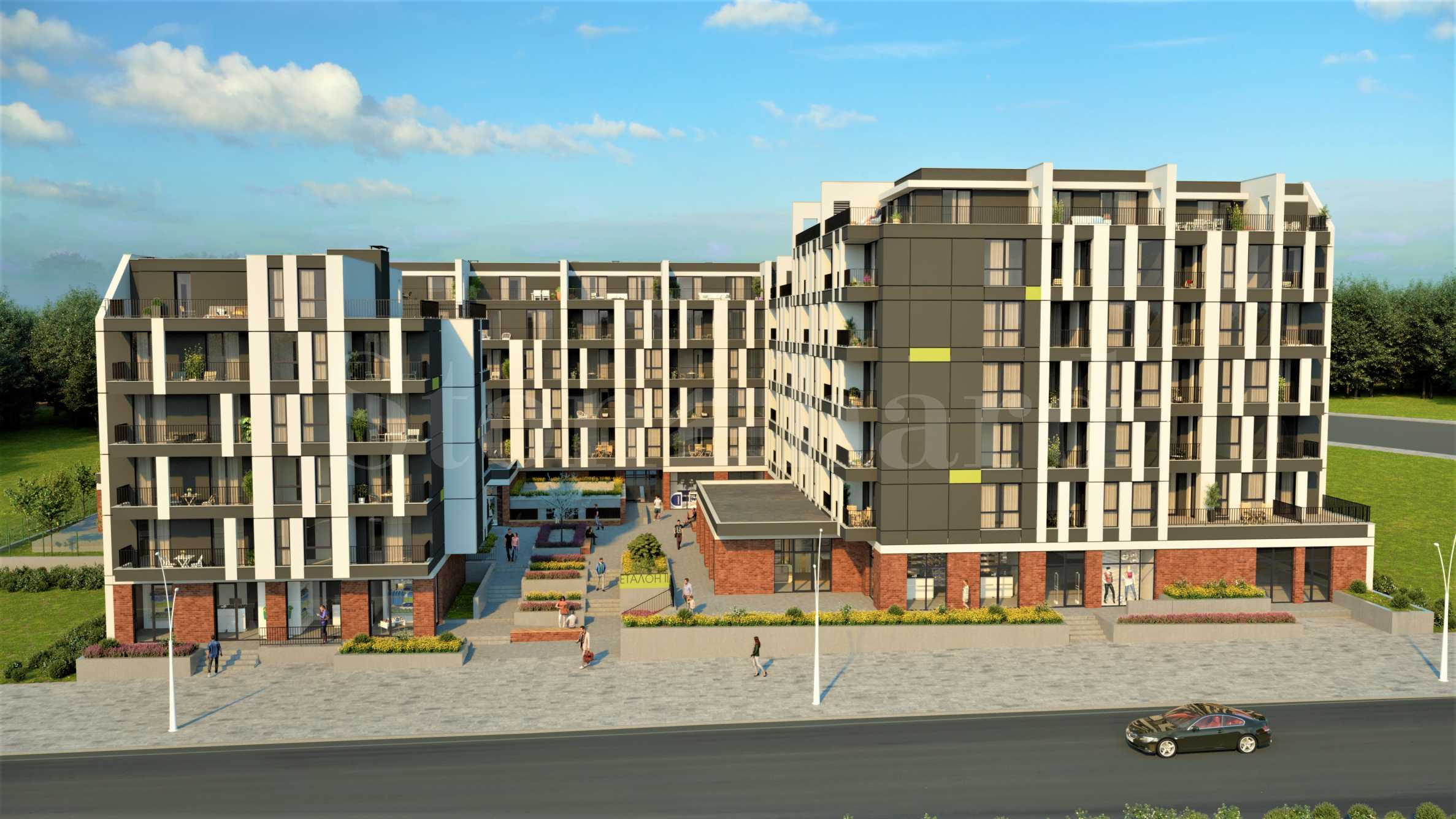 Apartments at attractive prices in a new modern building in Burgas2 - Stonehard
