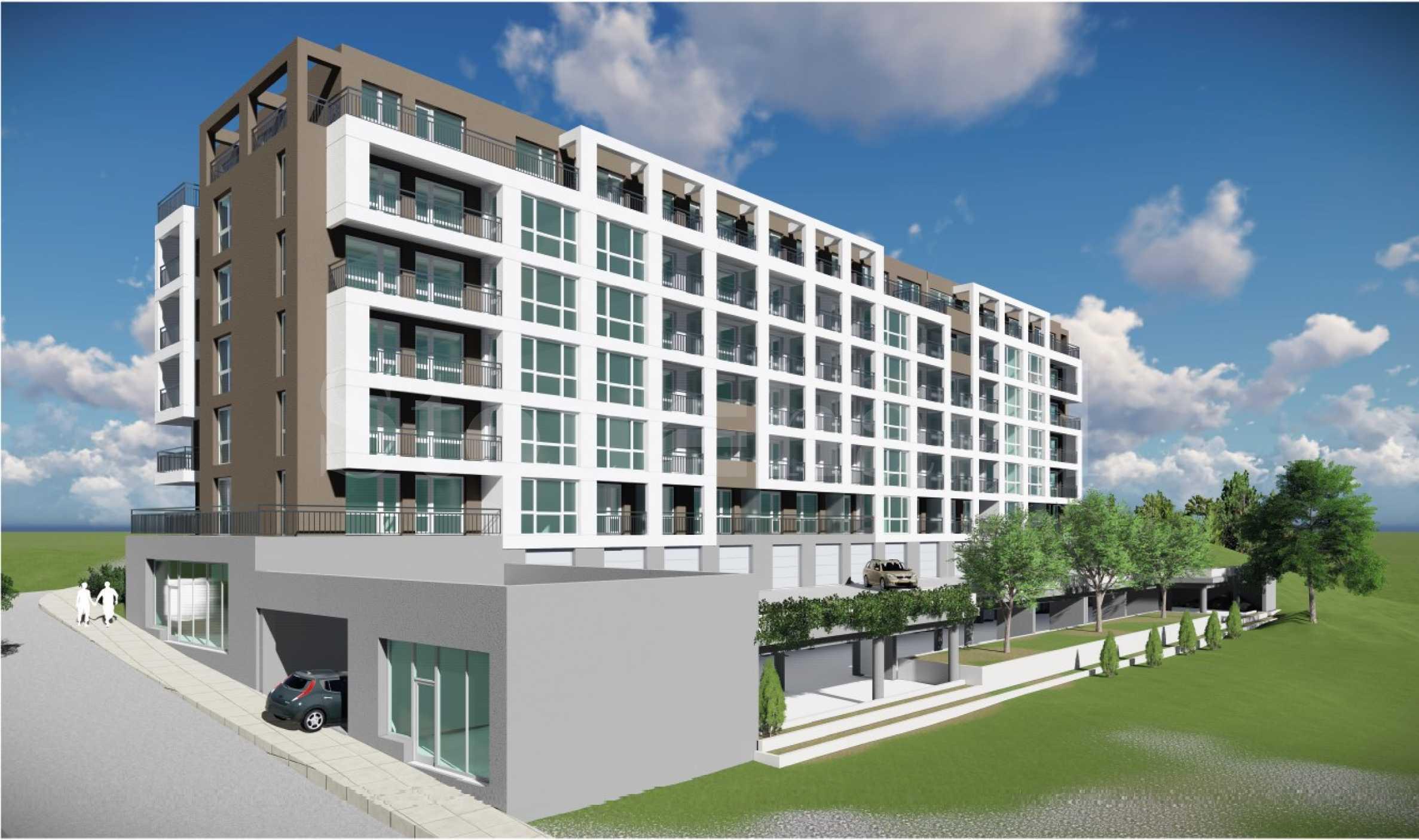 Нов комплекс с контролиран достъп до паркове и удобства в кв. Картала 1 - Stonehard