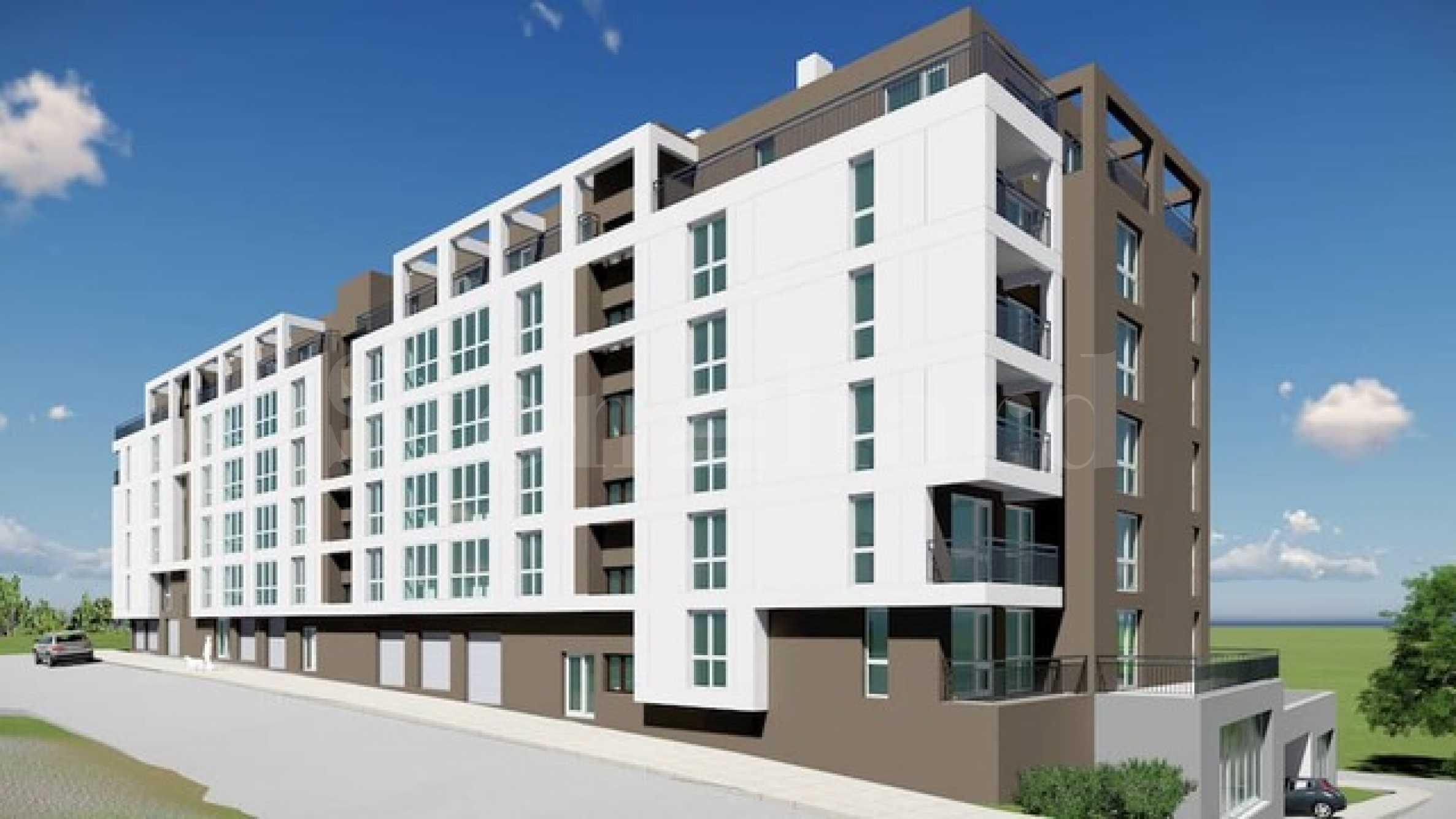 Нов комплекс с контролиран достъп до паркове и удобства в кв. Картала 2 - Stonehard