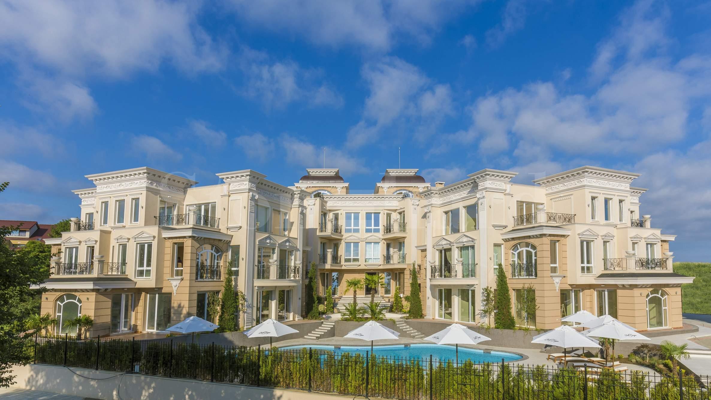 Луксозни апартаменти в морска резиденция Belle Époque1 - Stonehard