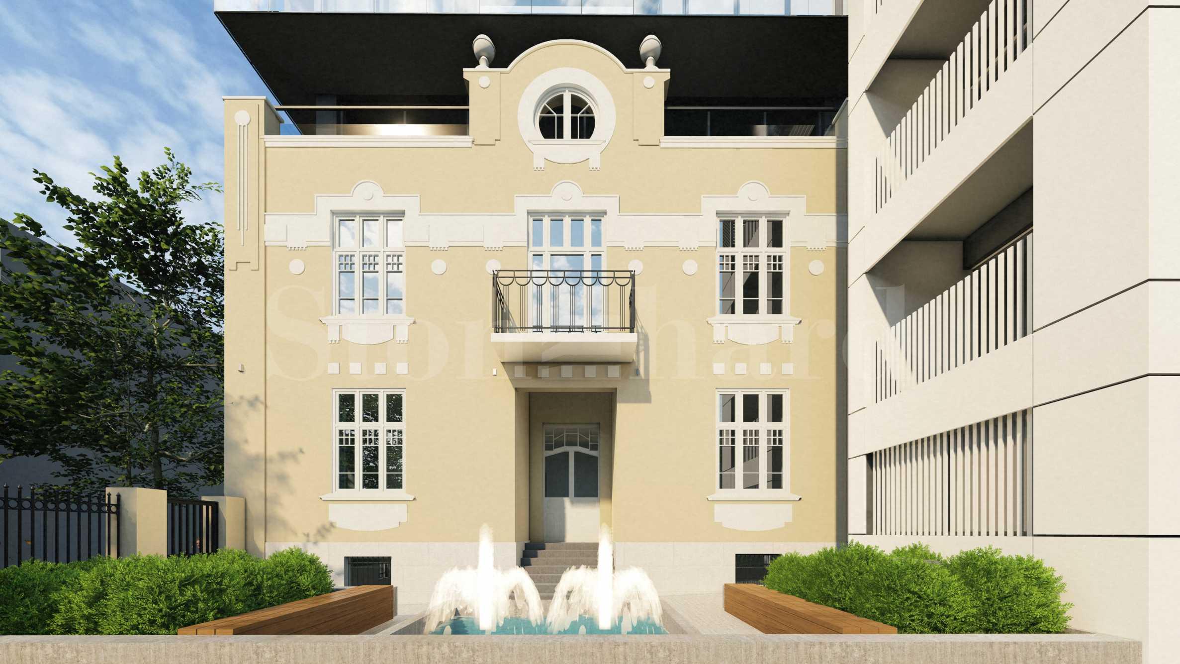 Апартаменти в уникална по рода си нова сграда в центъра на Варна2 - Stonehard