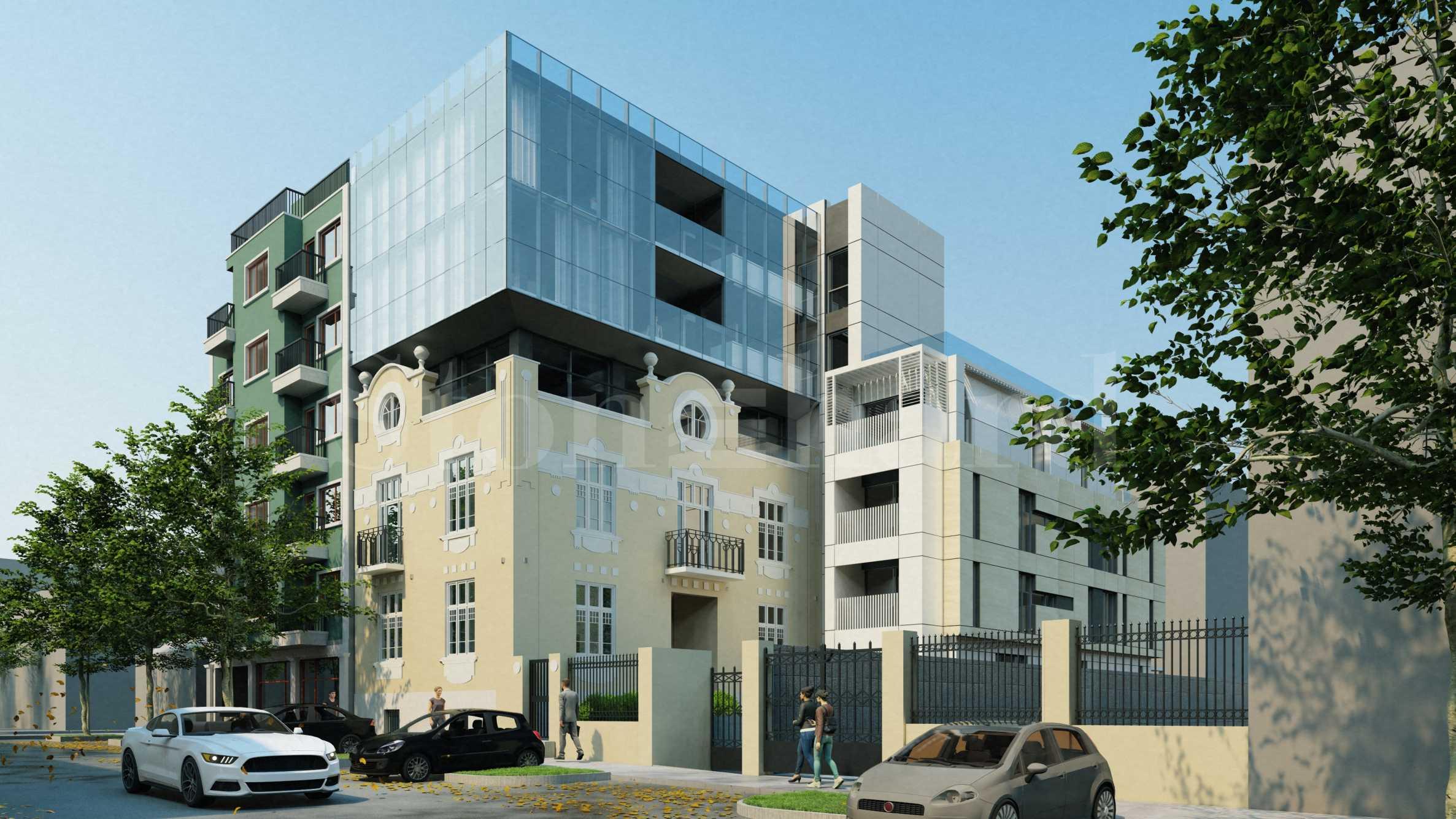 Апартаменти в уникална по рода си нова сграда в центъра на Варна1 - Stonehard