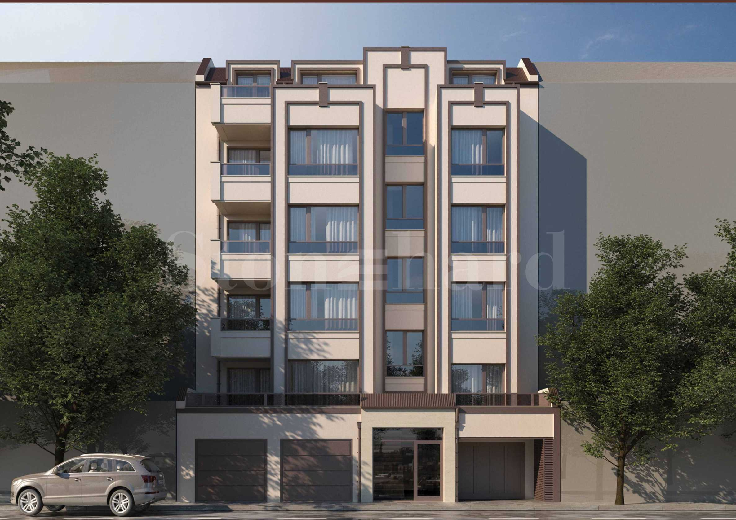 Boutique investment-friendly building, meters from Nadezhda Metro Station and multiple communications1 - Stonehard